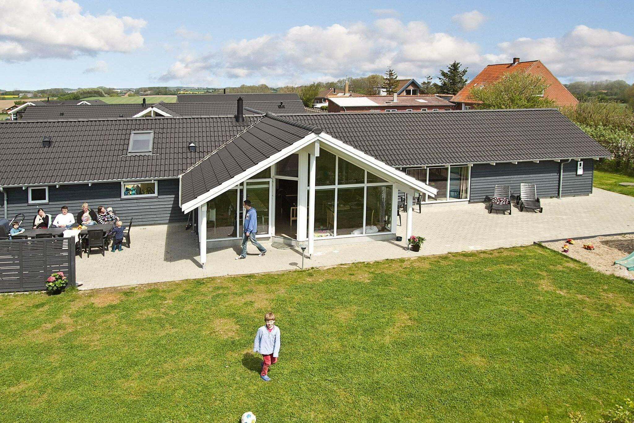 Holiday home in Sydals for 14 persons