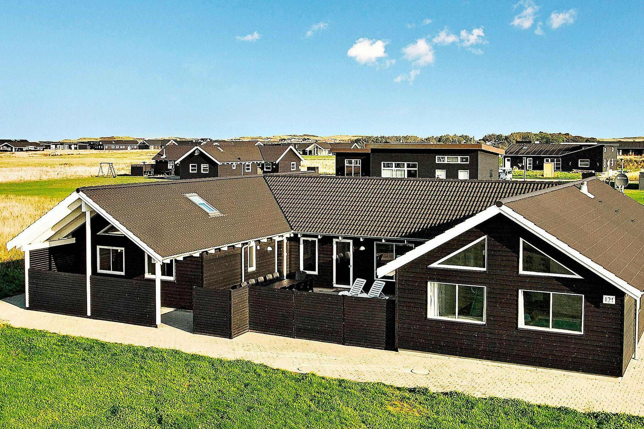 Holiday home in Loekken for 20 persons