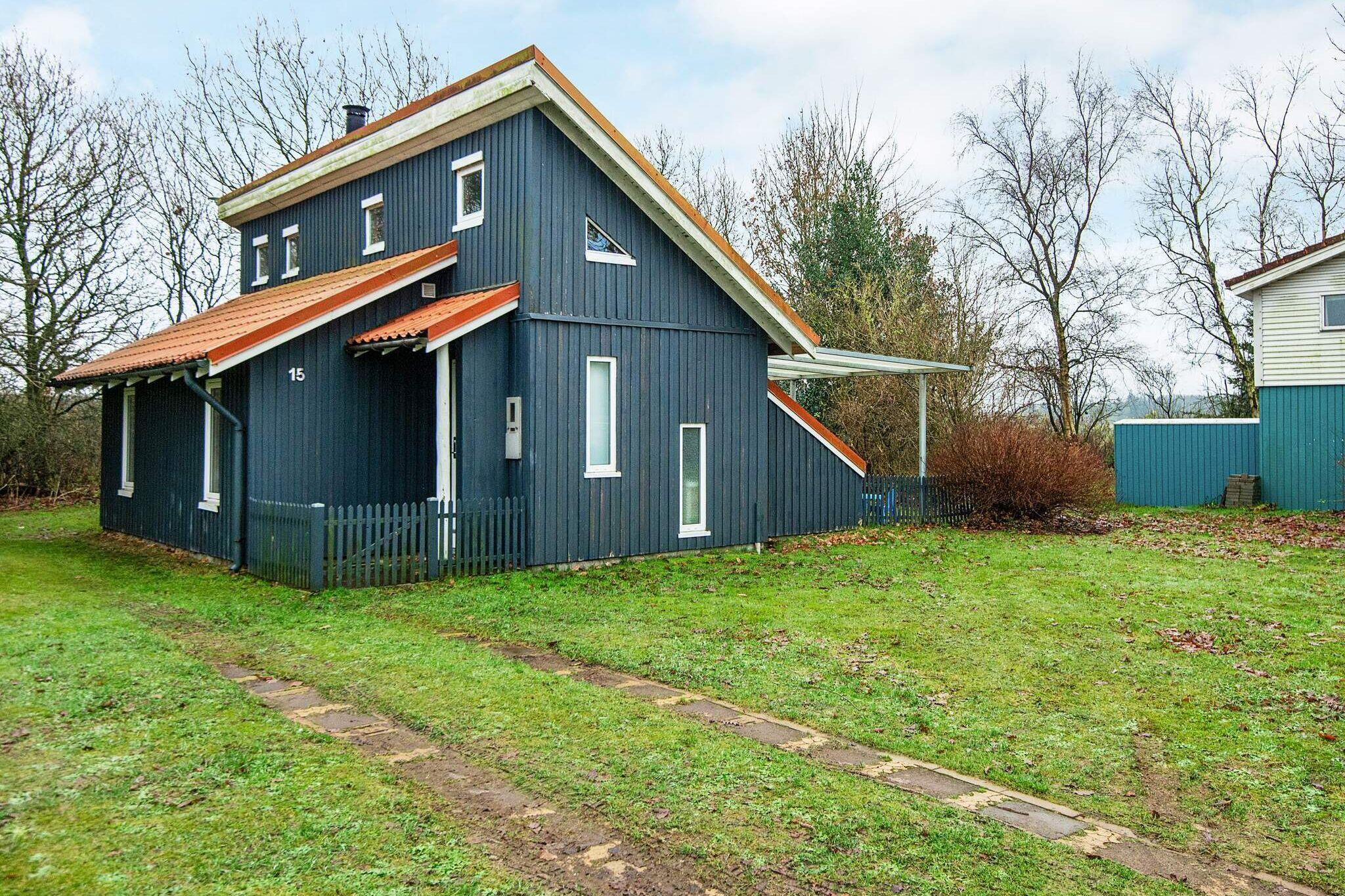 Holiday home in Hovborg for 5 persons