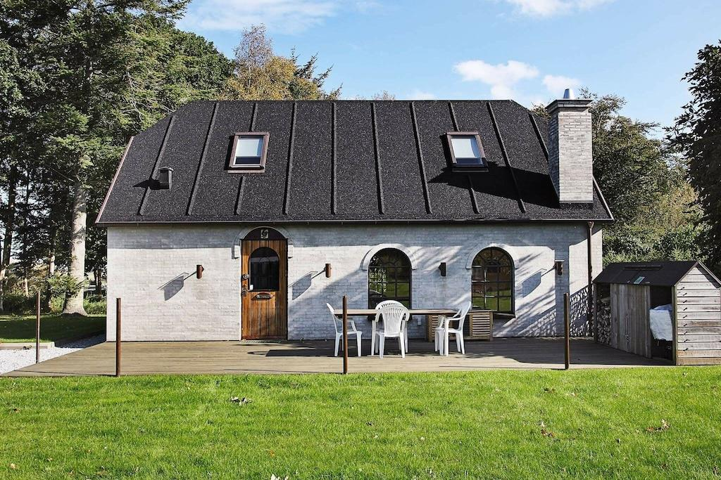 Holiday home in Jerup for 4 persons
