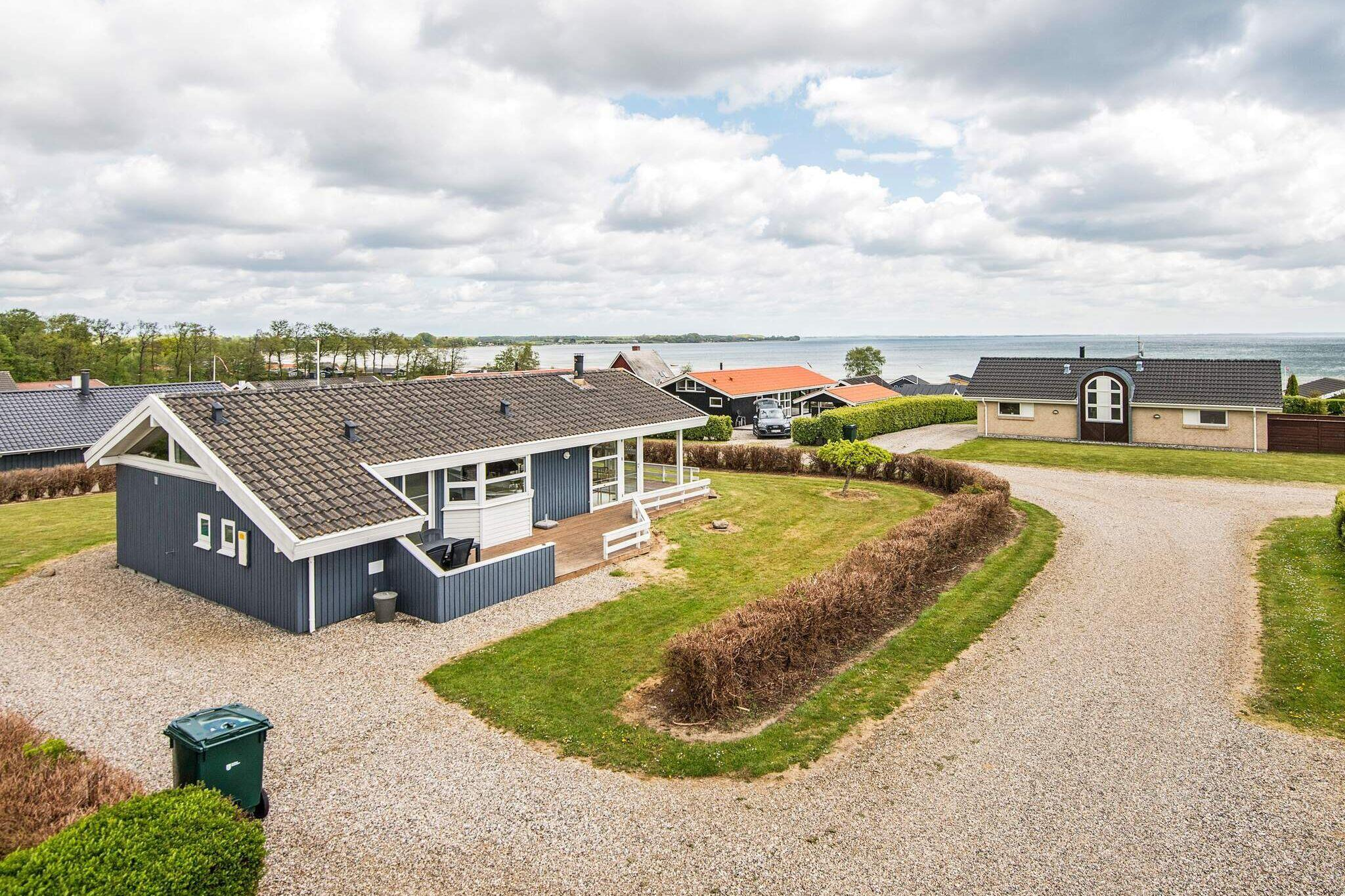 Holiday home in Sjolund for 8 persons