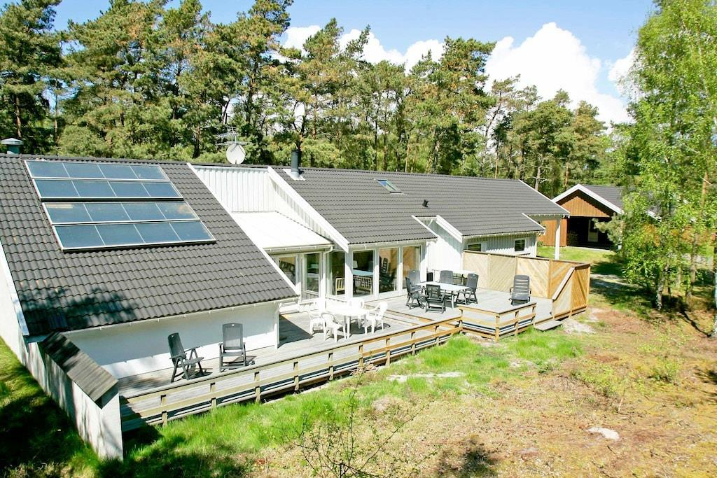 Holiday home in Nexo for 12 persons