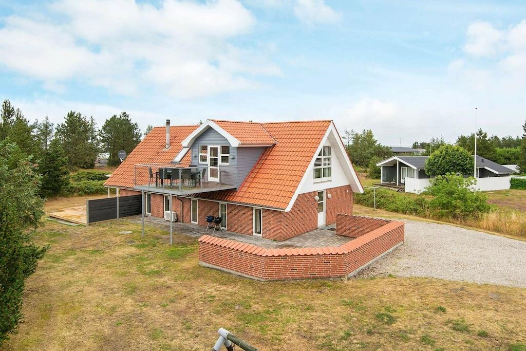 Holiday home in Glesborg for 10 persons