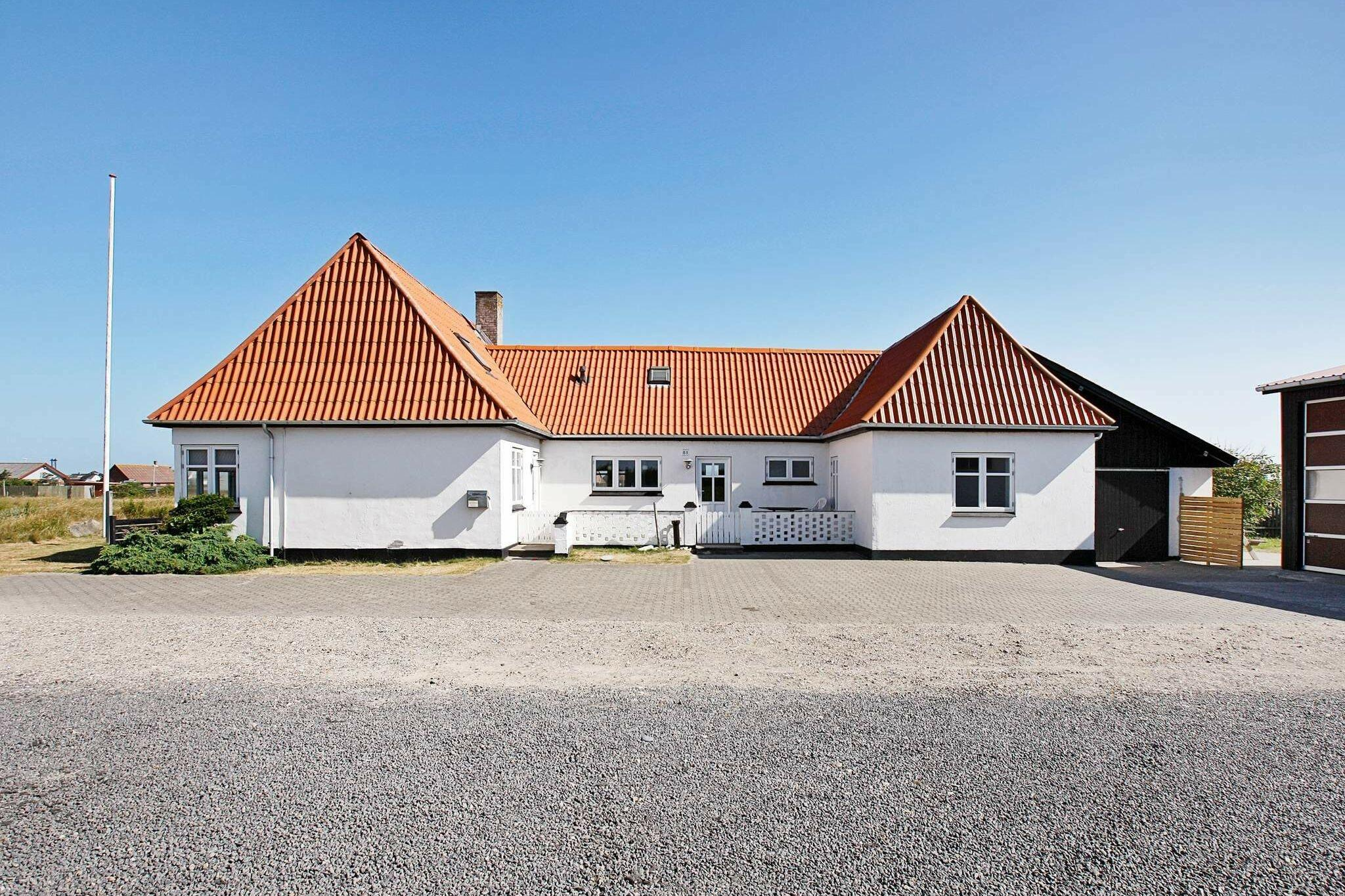 Holiday home in Harboore for 17 persons