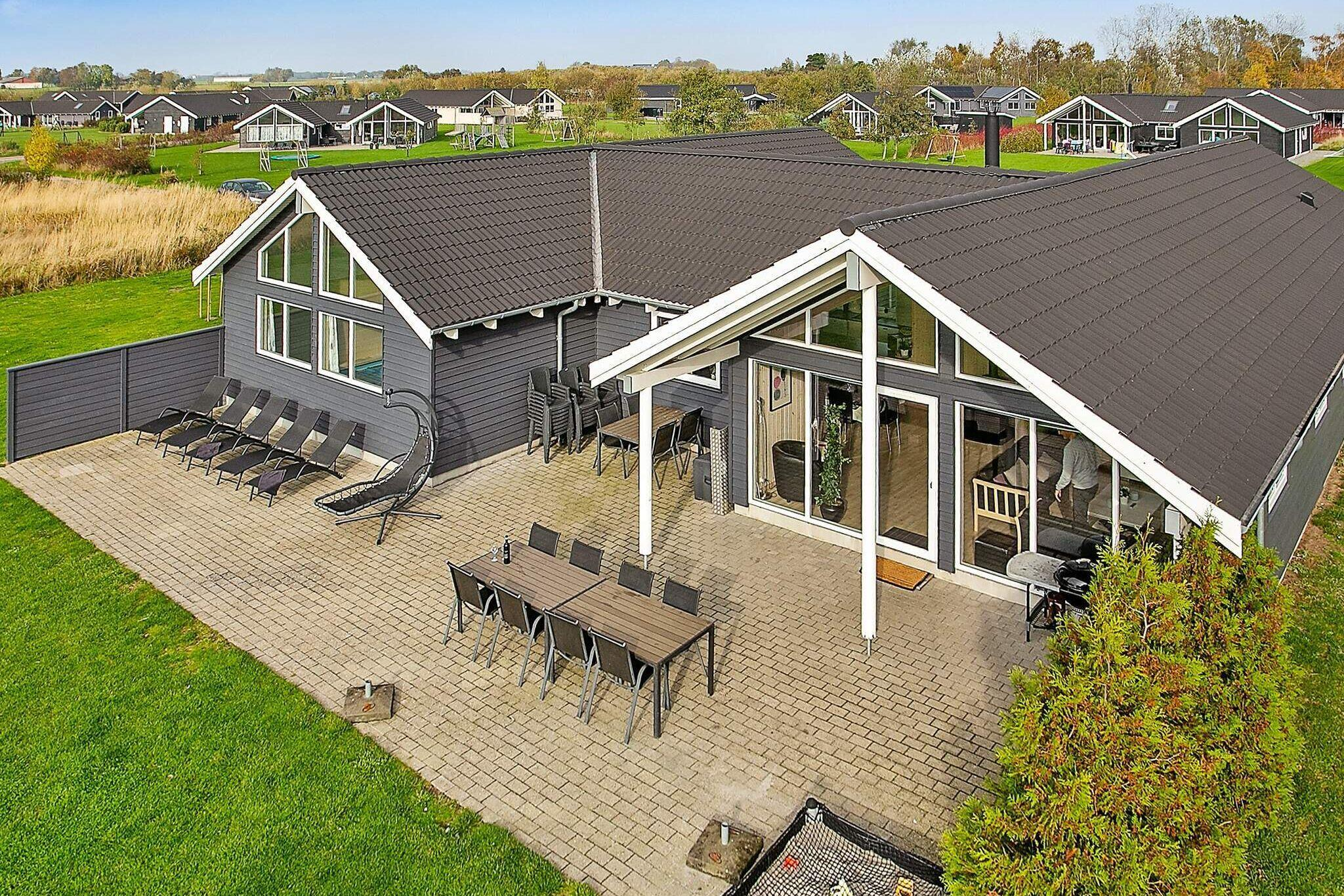 Holiday home in Idestrup for 18 persons
