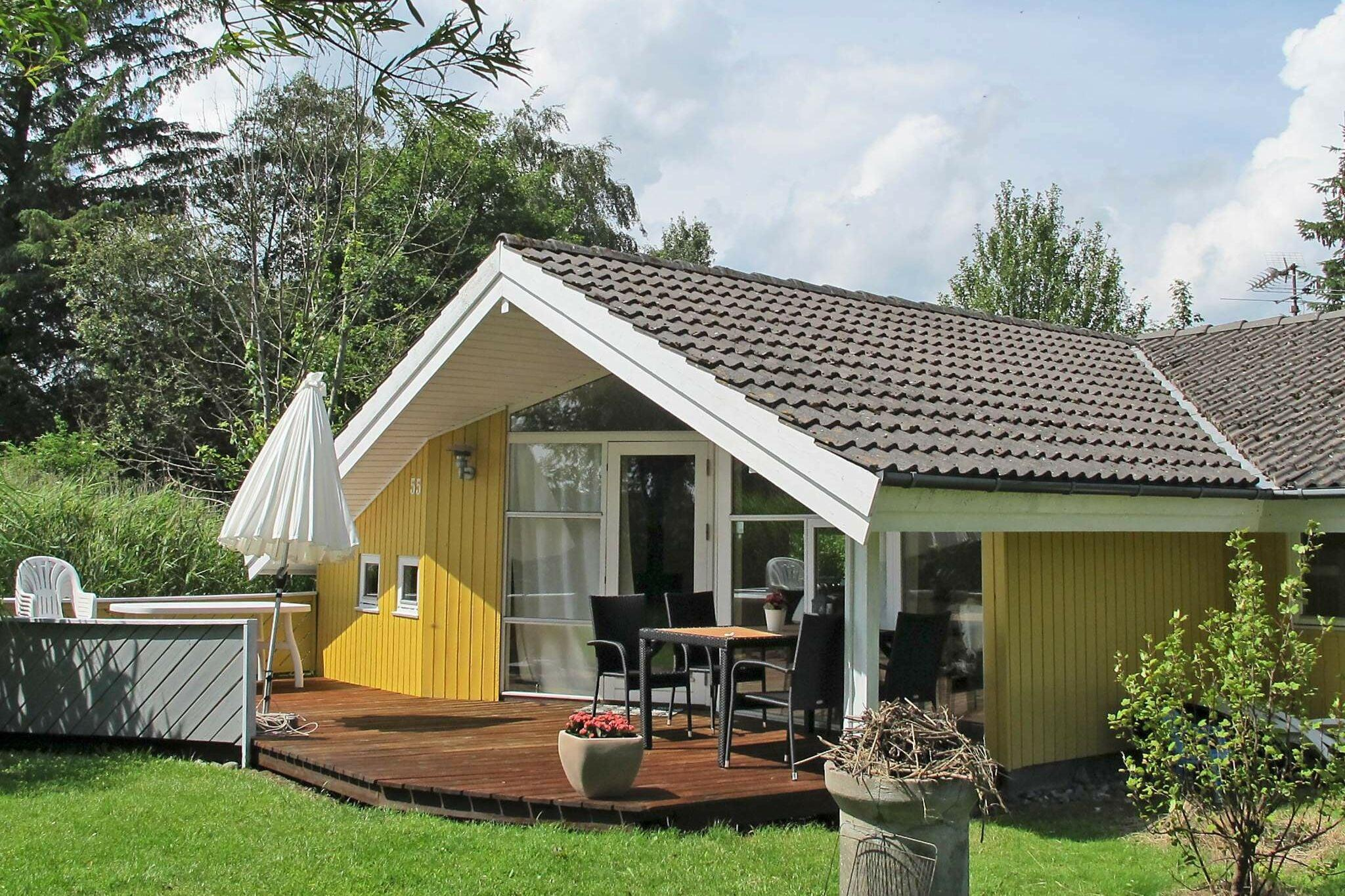 Holiday home in Stege for 8 persons