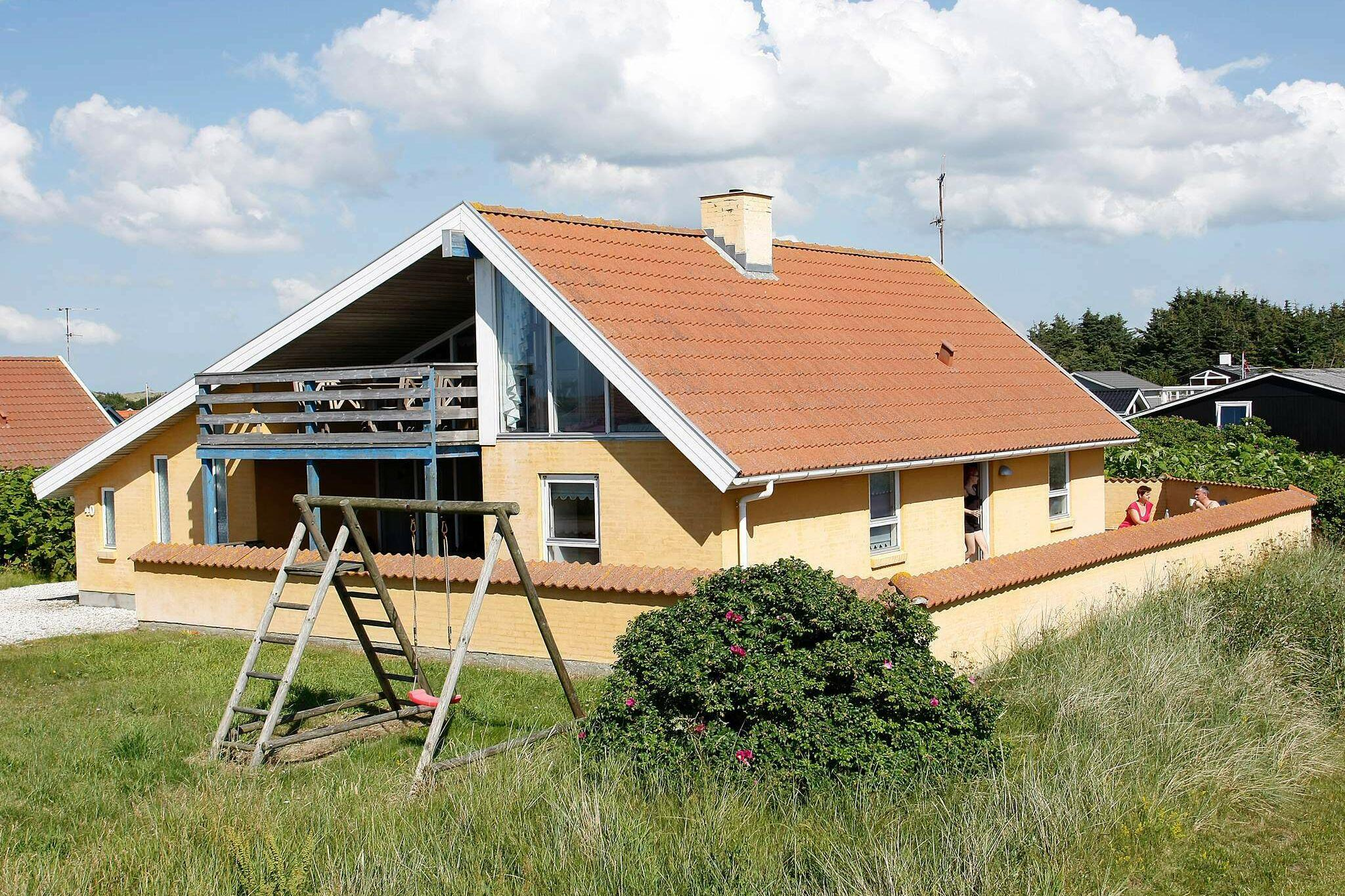 Holiday home in Thisted for 10 persons