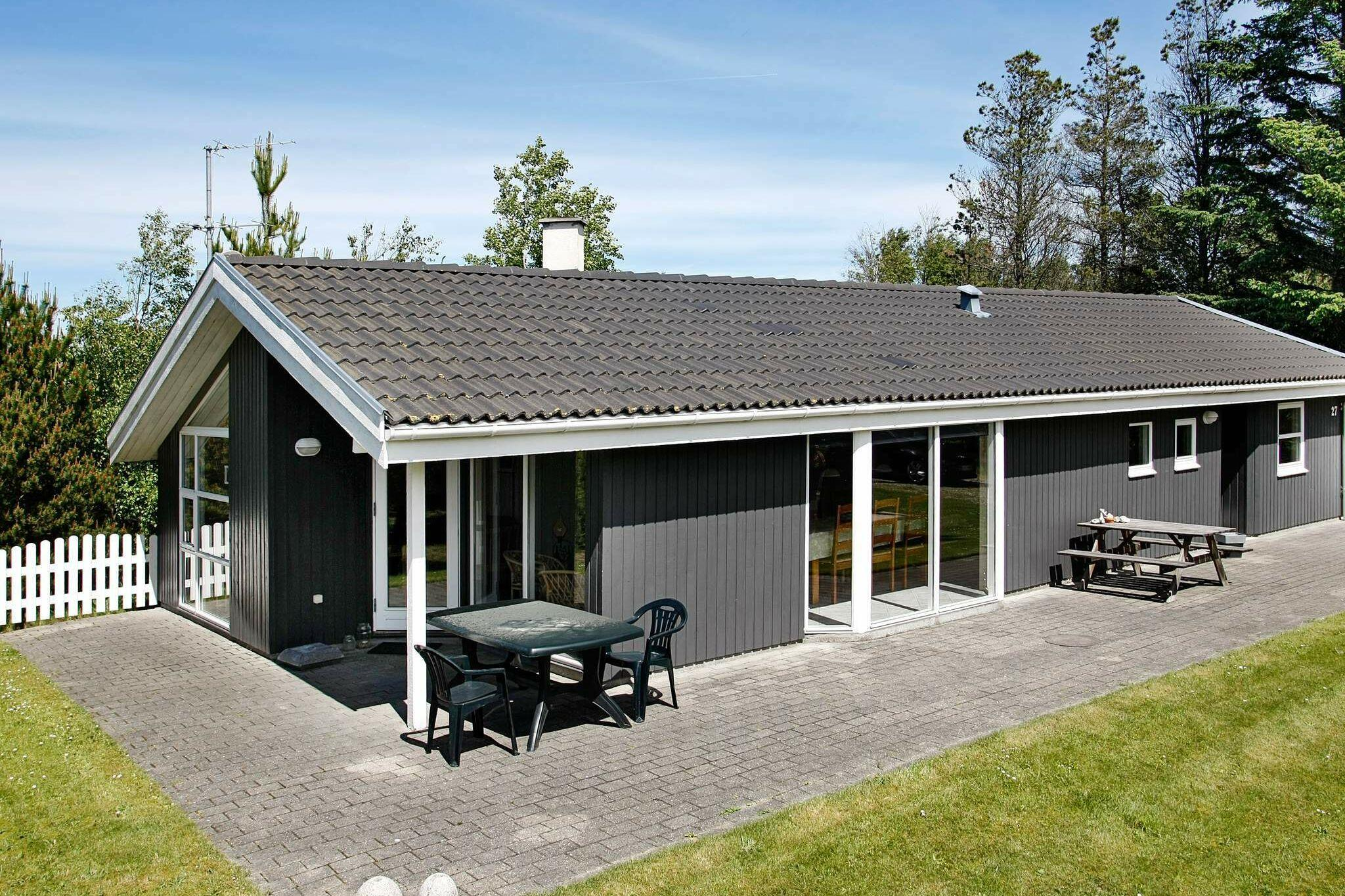 Holiday home in Fjerritslev for 10 persons