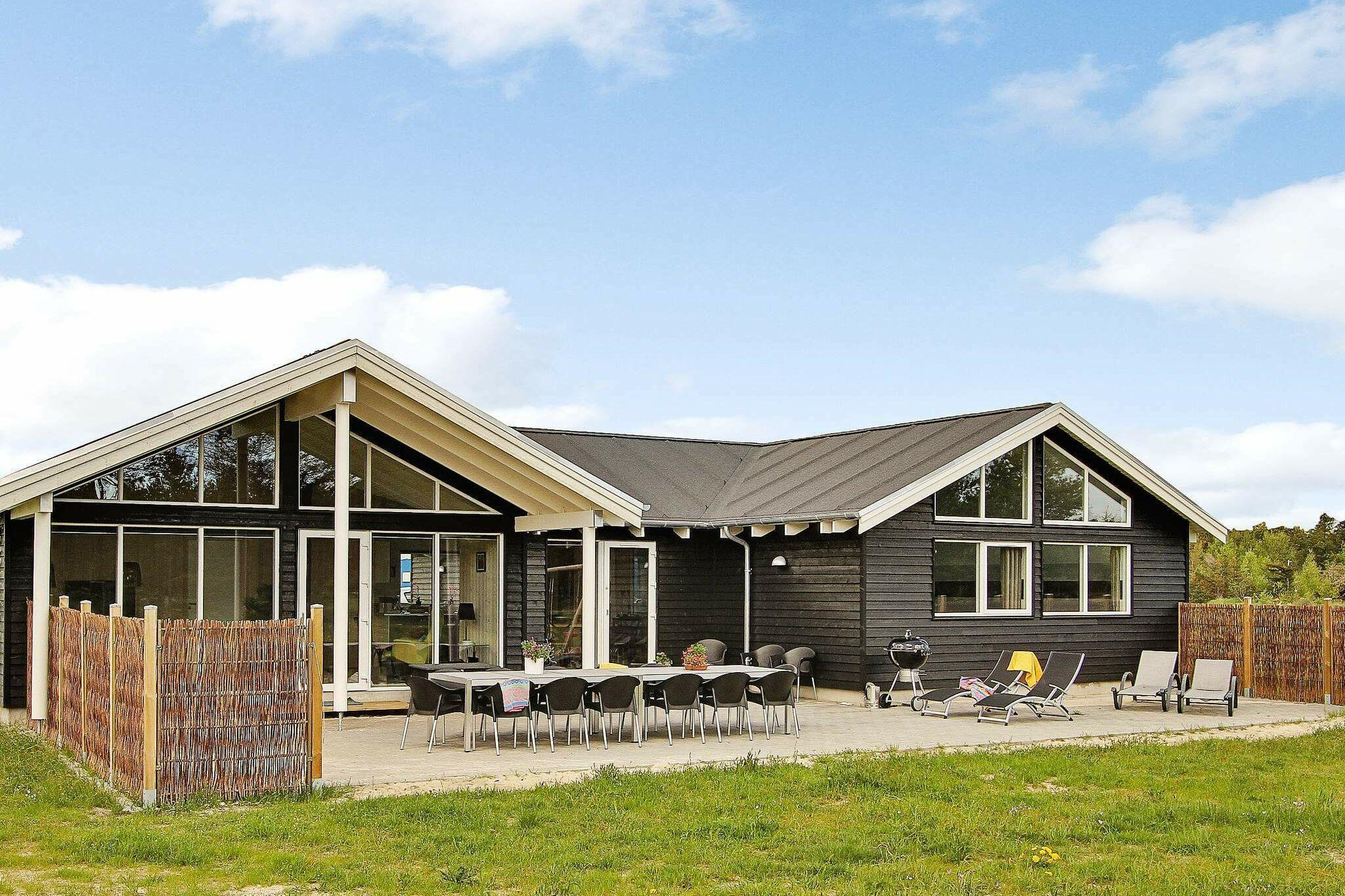 Holiday home in Albaek for 18 persons