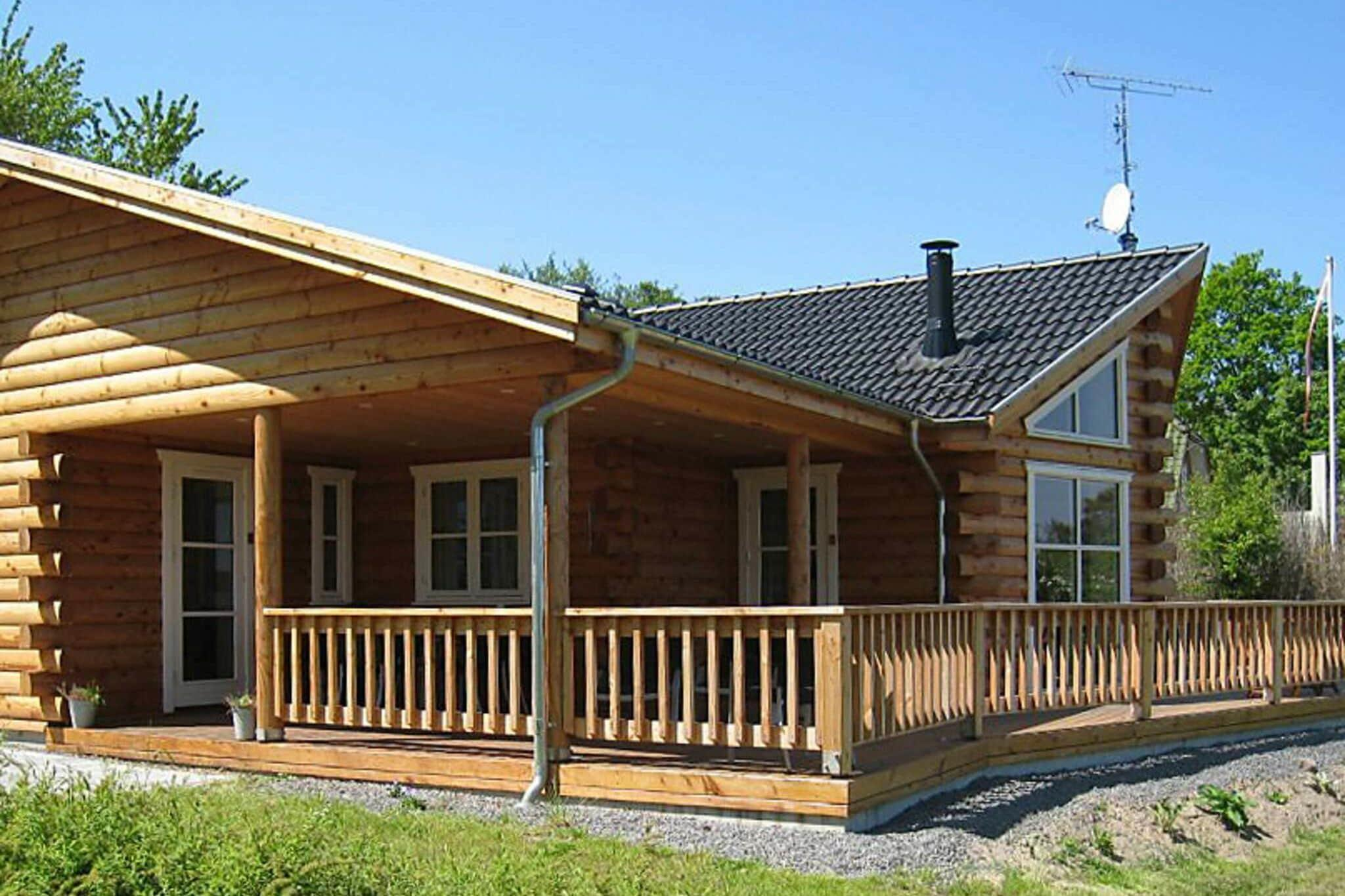 Holiday home in Allinge for 6 persons