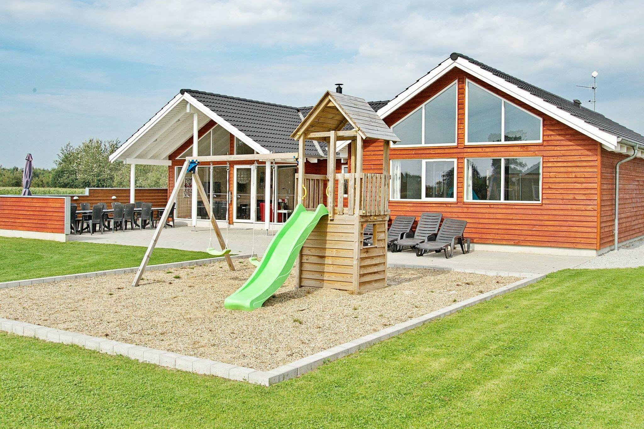 Holiday home in Nordborg for 16 persons