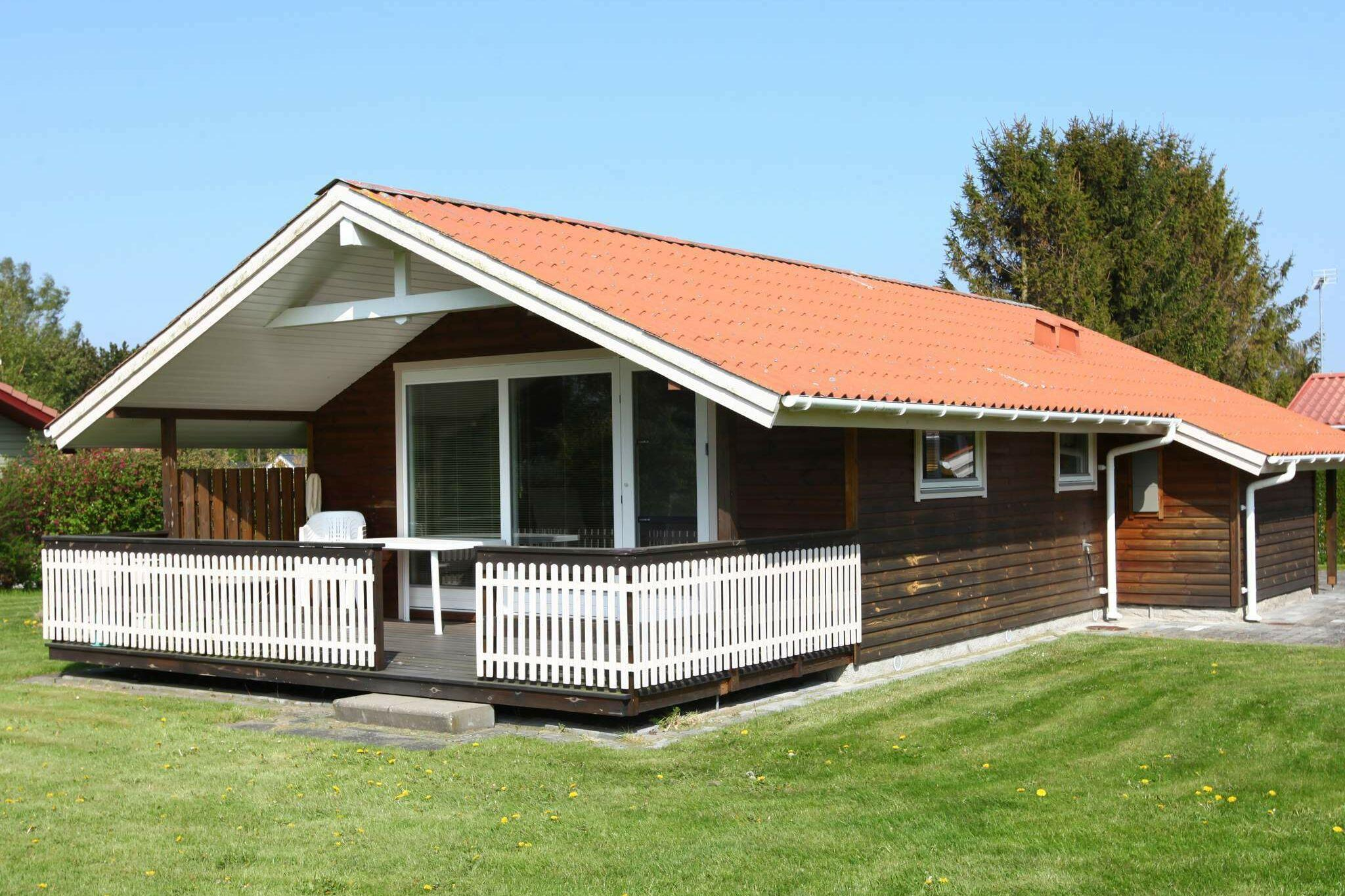 Holiday home in Skibby for 6 persons