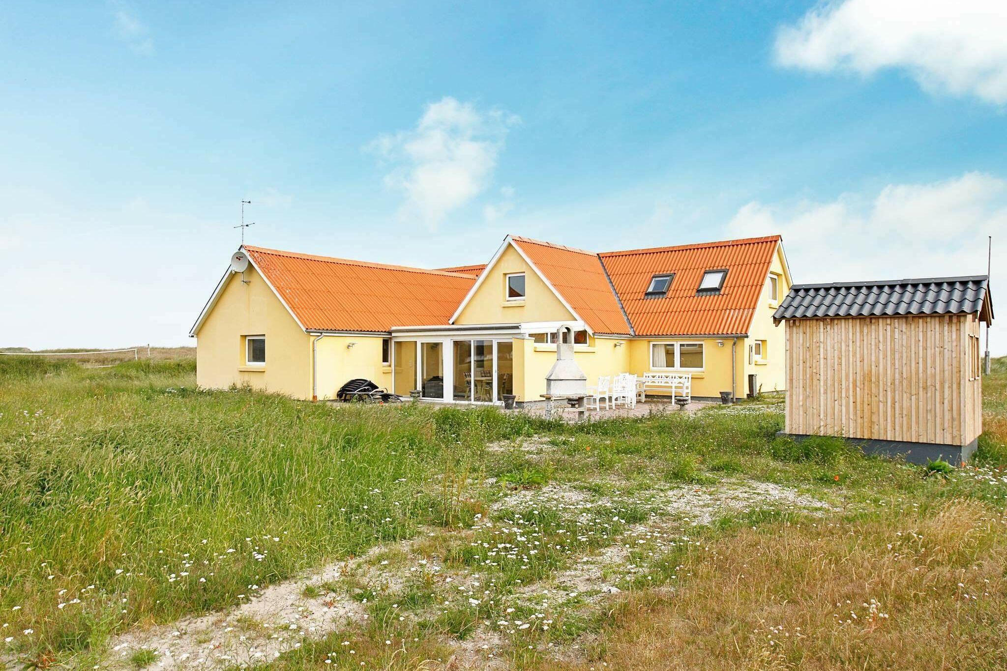 Holiday home in Thisted for 8 persons