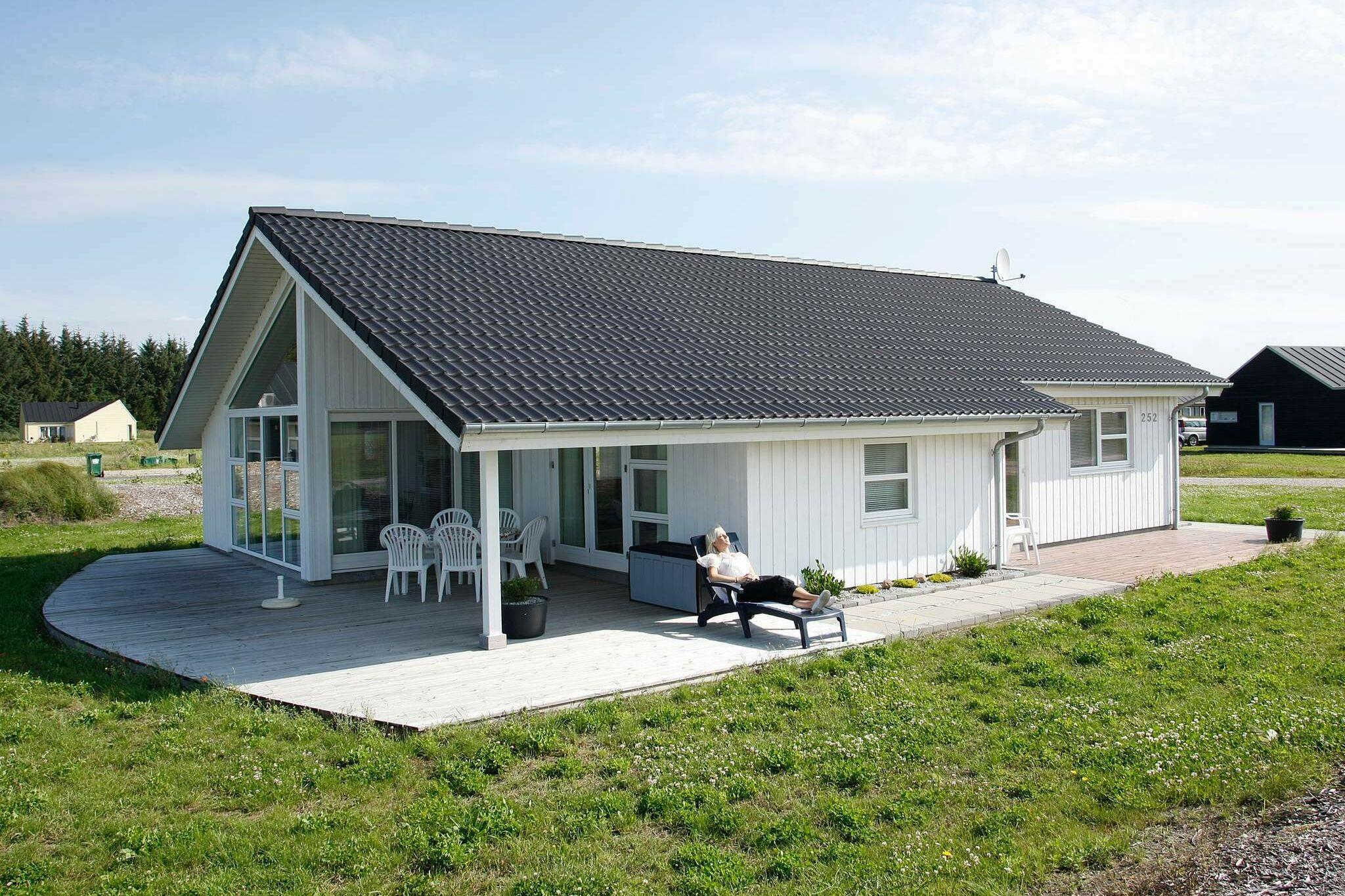 Holiday home in Brovst for 6 persons