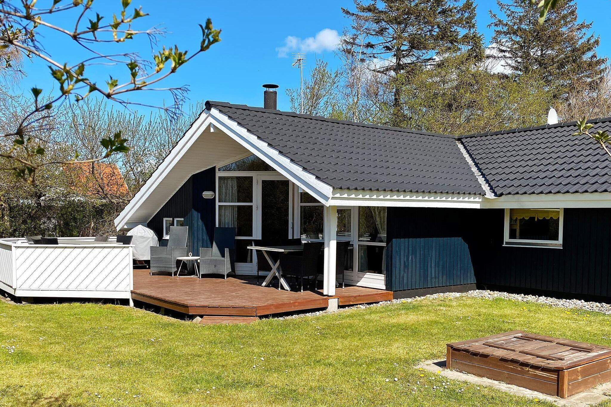 Holiday home in Slagelse for 8 persons
