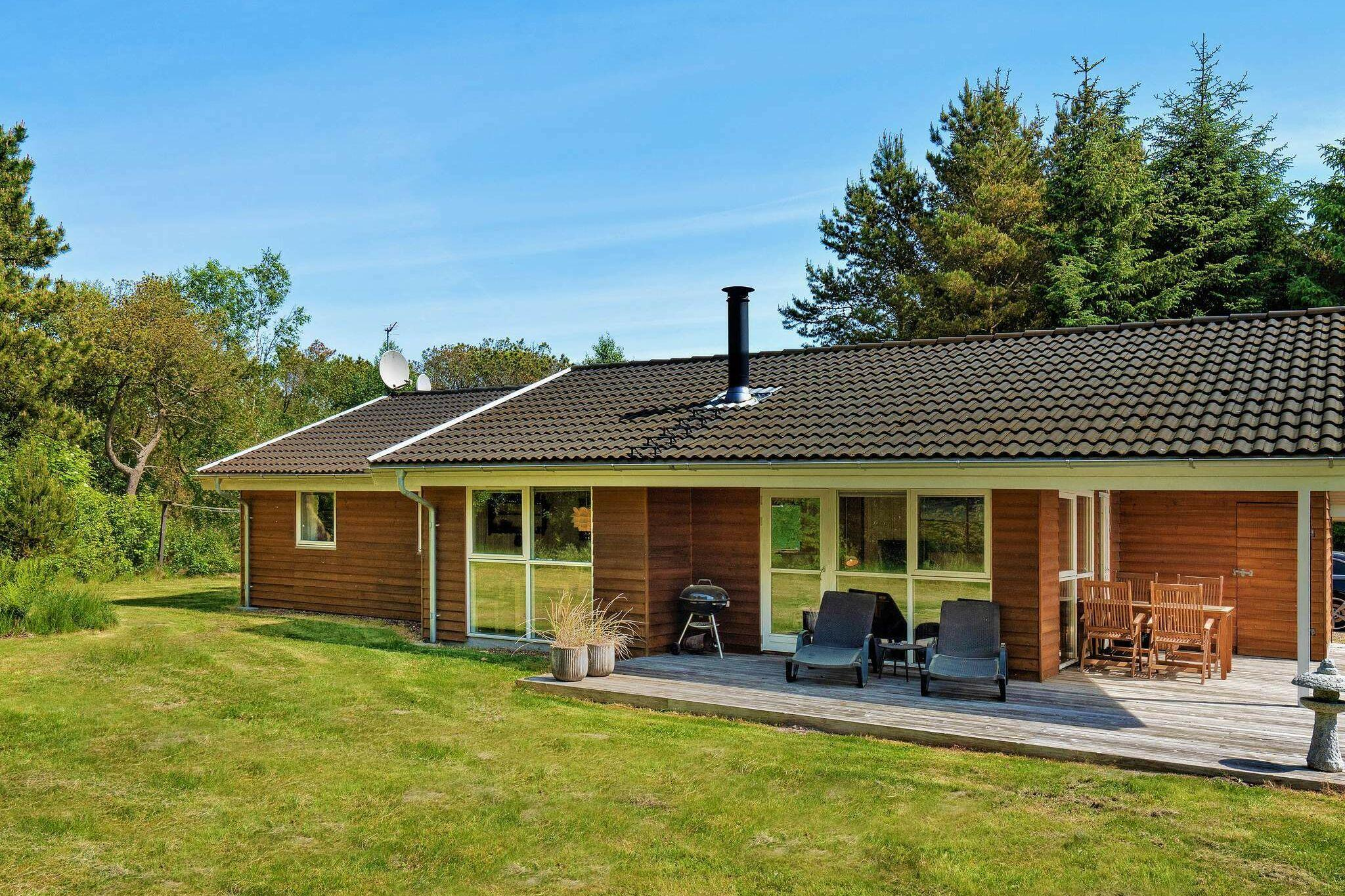 Holiday home in Albaek for 7 persons