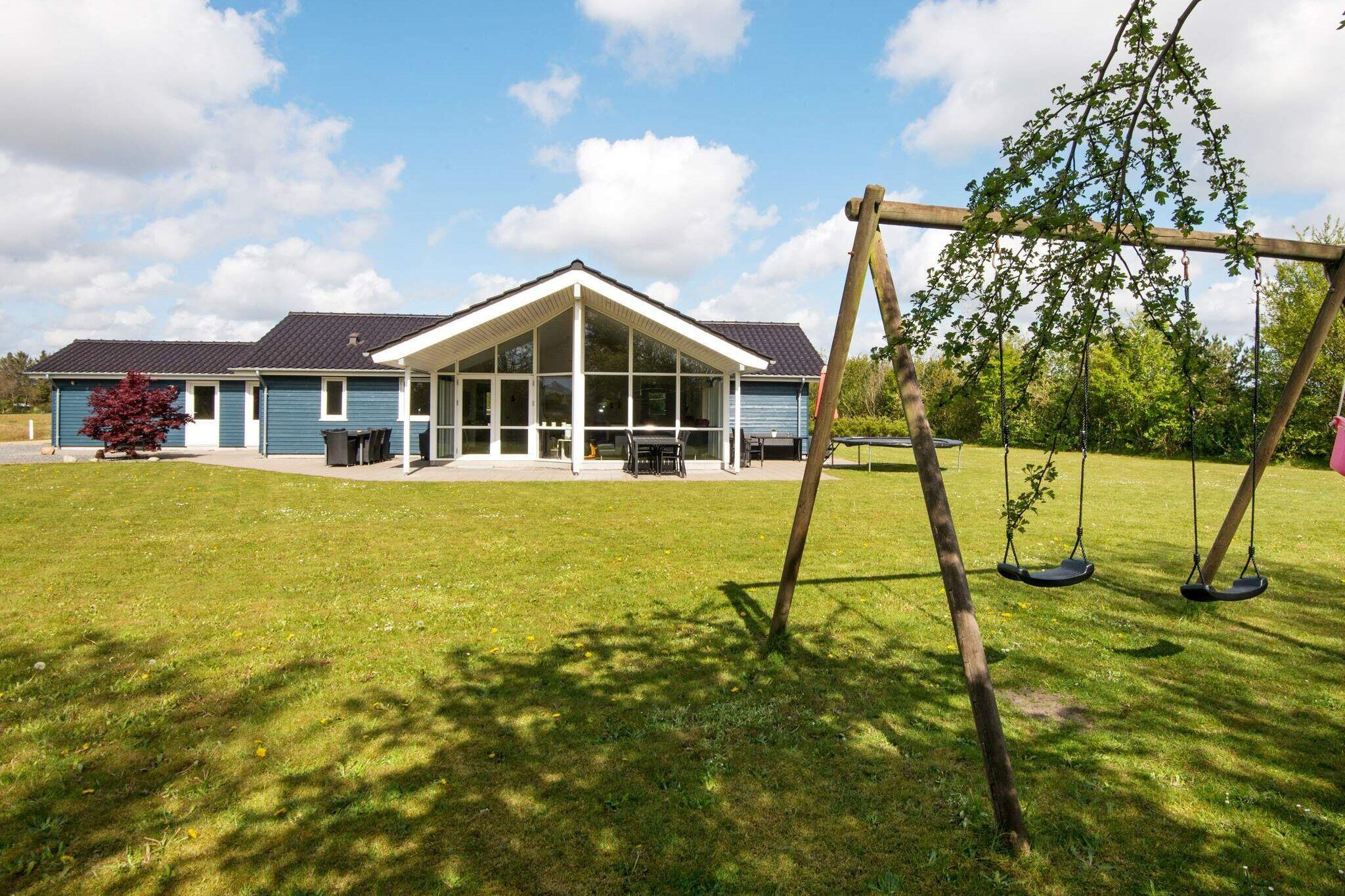Holiday home in Ansager for 8 persons