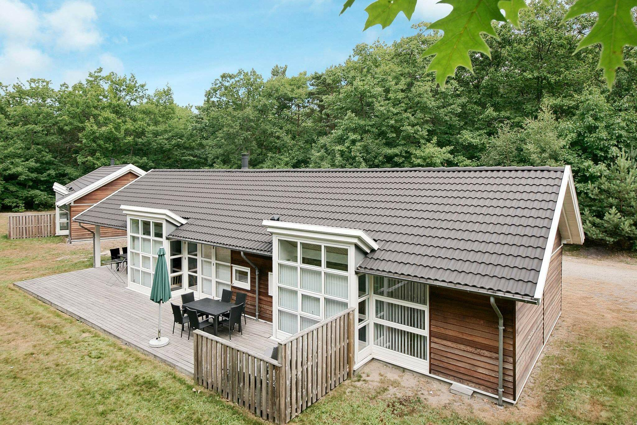 Holiday home in Hasle for 10 persons