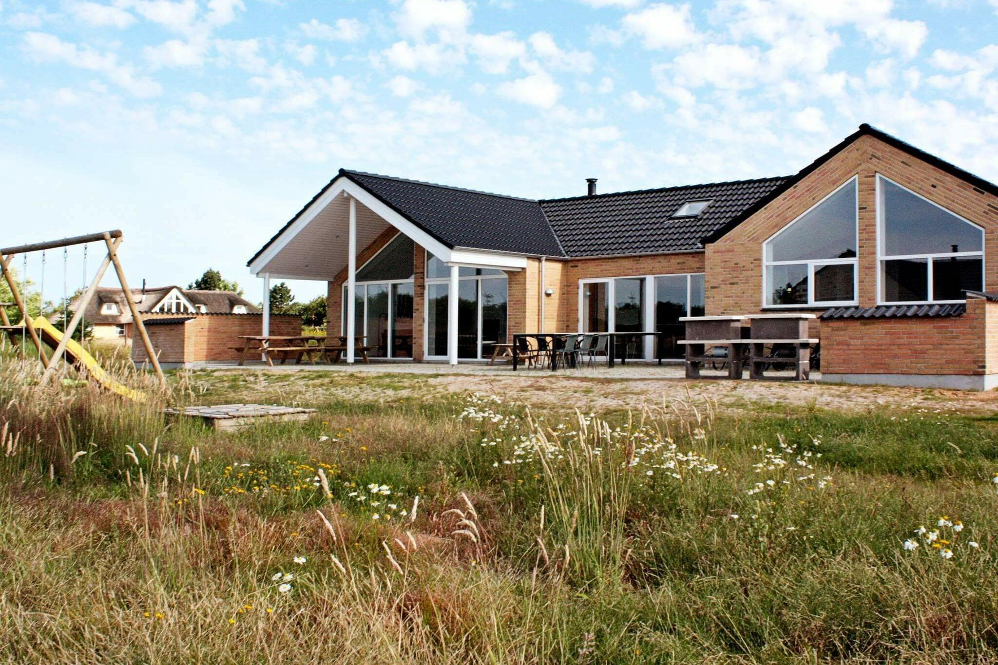 Holiday home in Romo for 16 persons