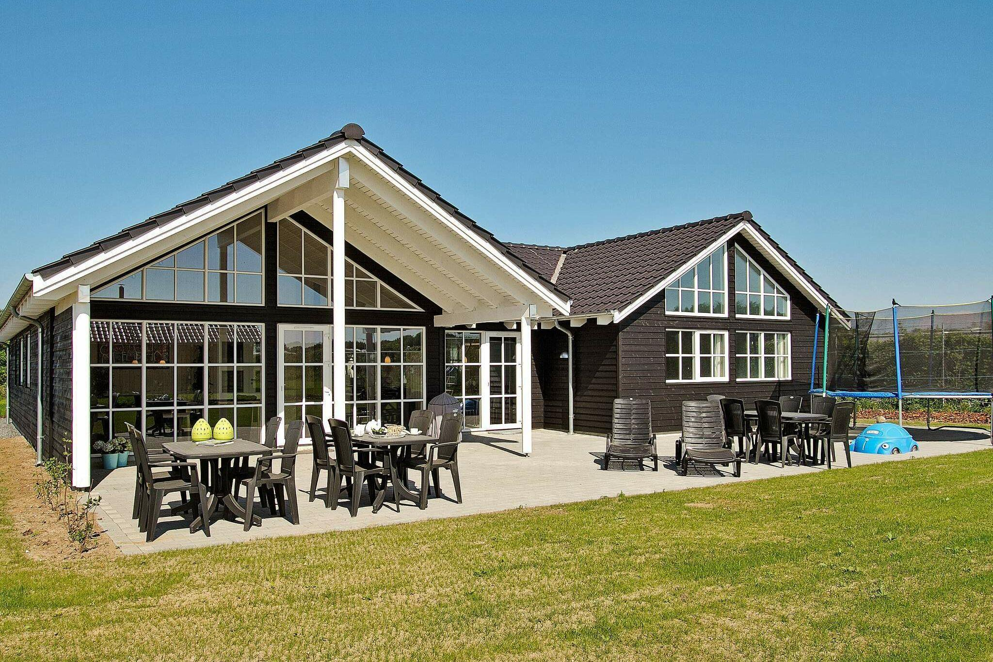 Holiday home in Odder for 14 persons
