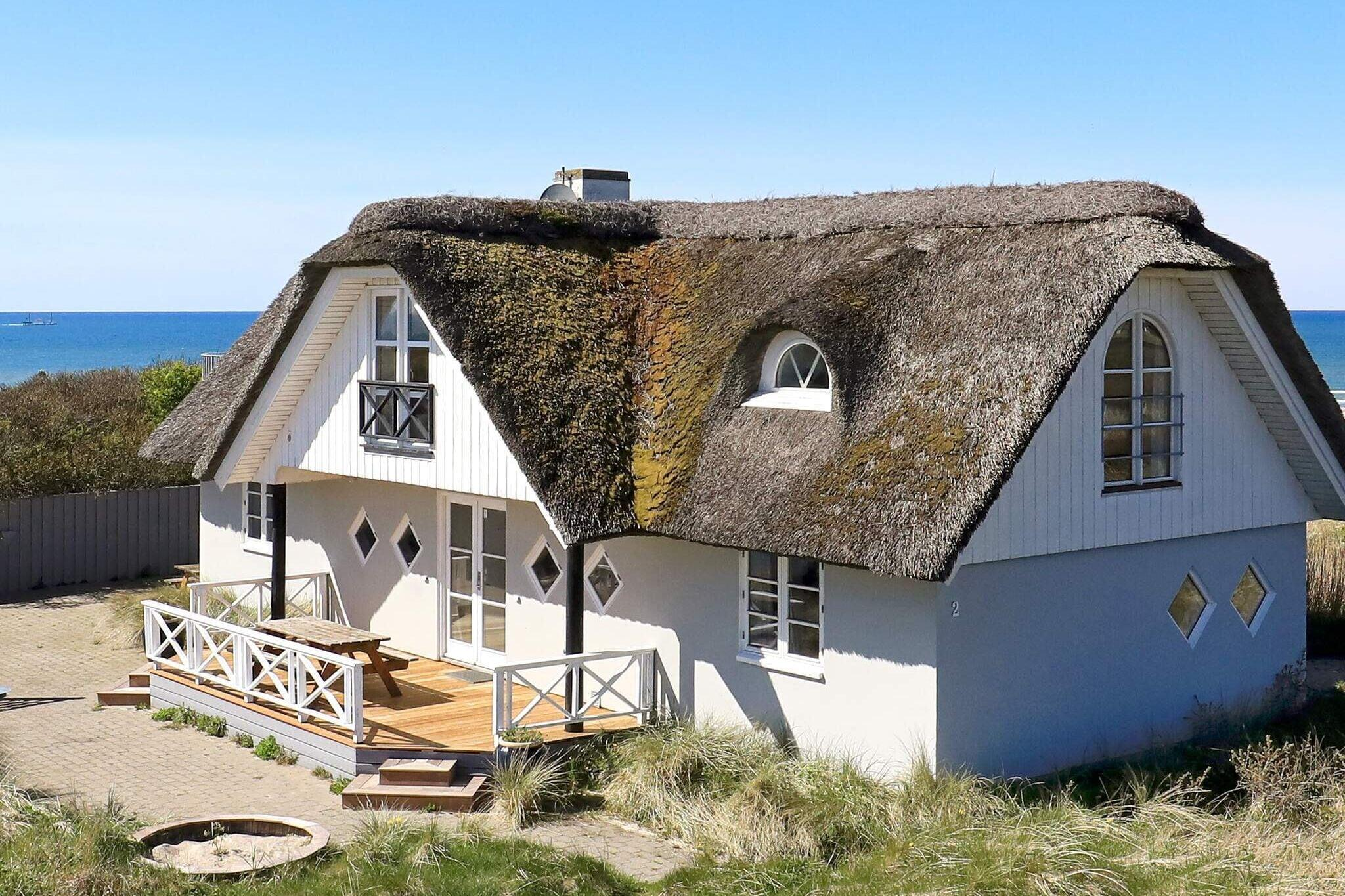 Holiday home in Hirtshals for 12 persons