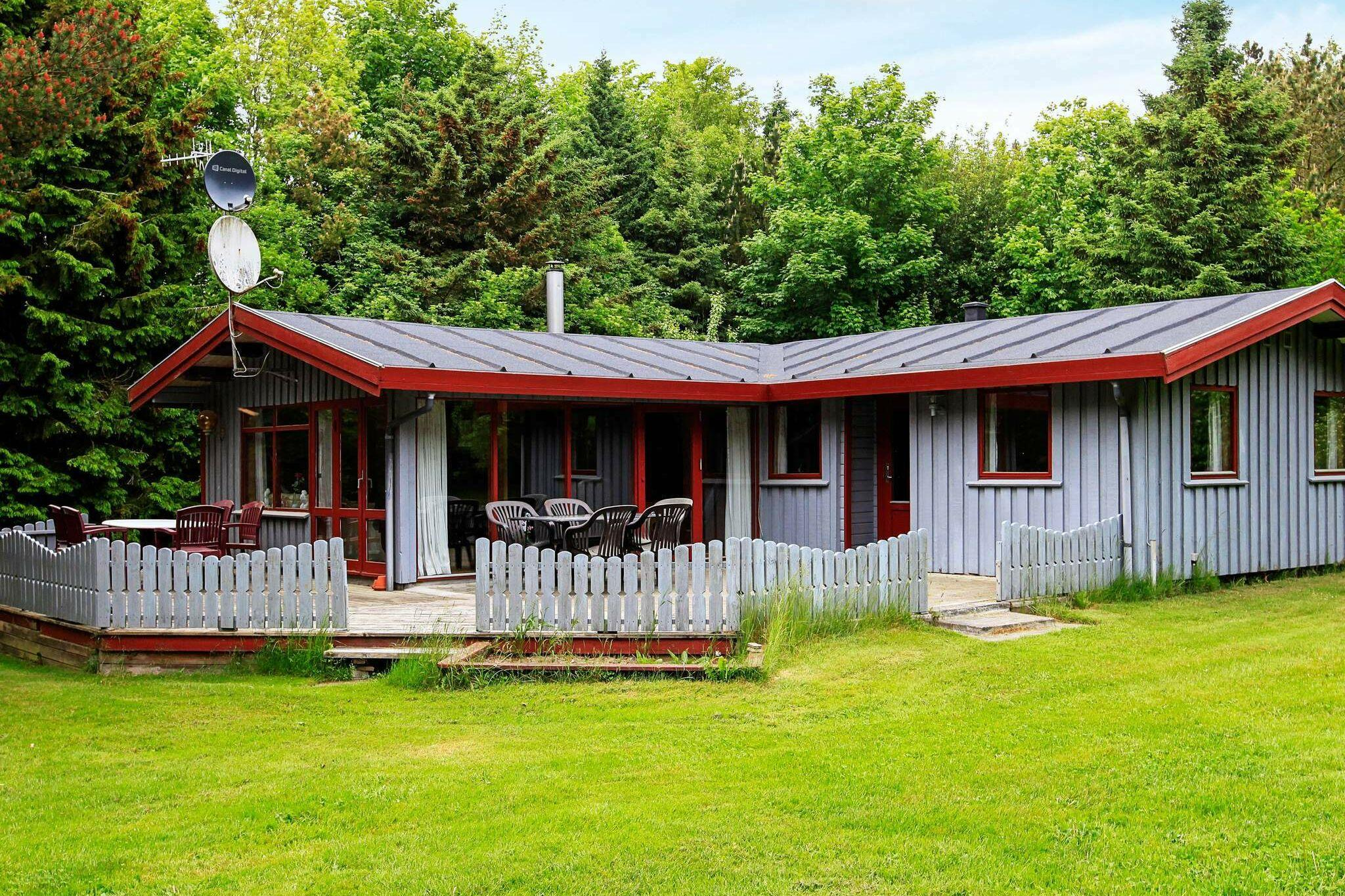 Holiday home in Roslev for 10 persons