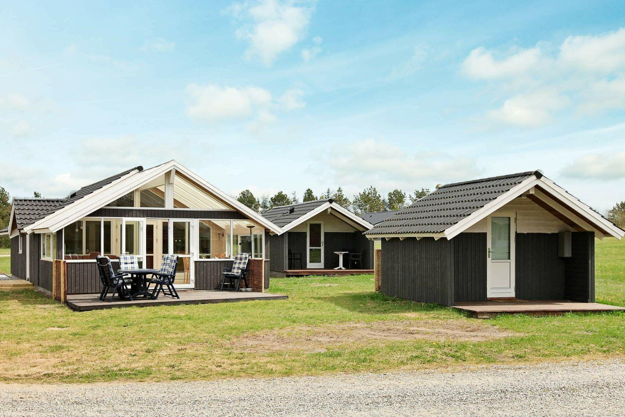 Holiday home in Hovborg for 8 persons