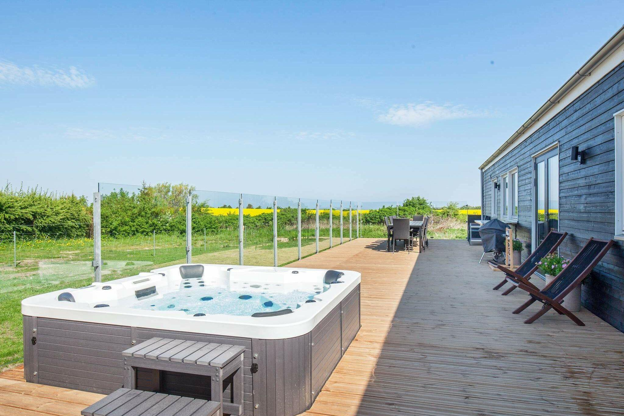 Holiday home in Vinderup for 14 persons