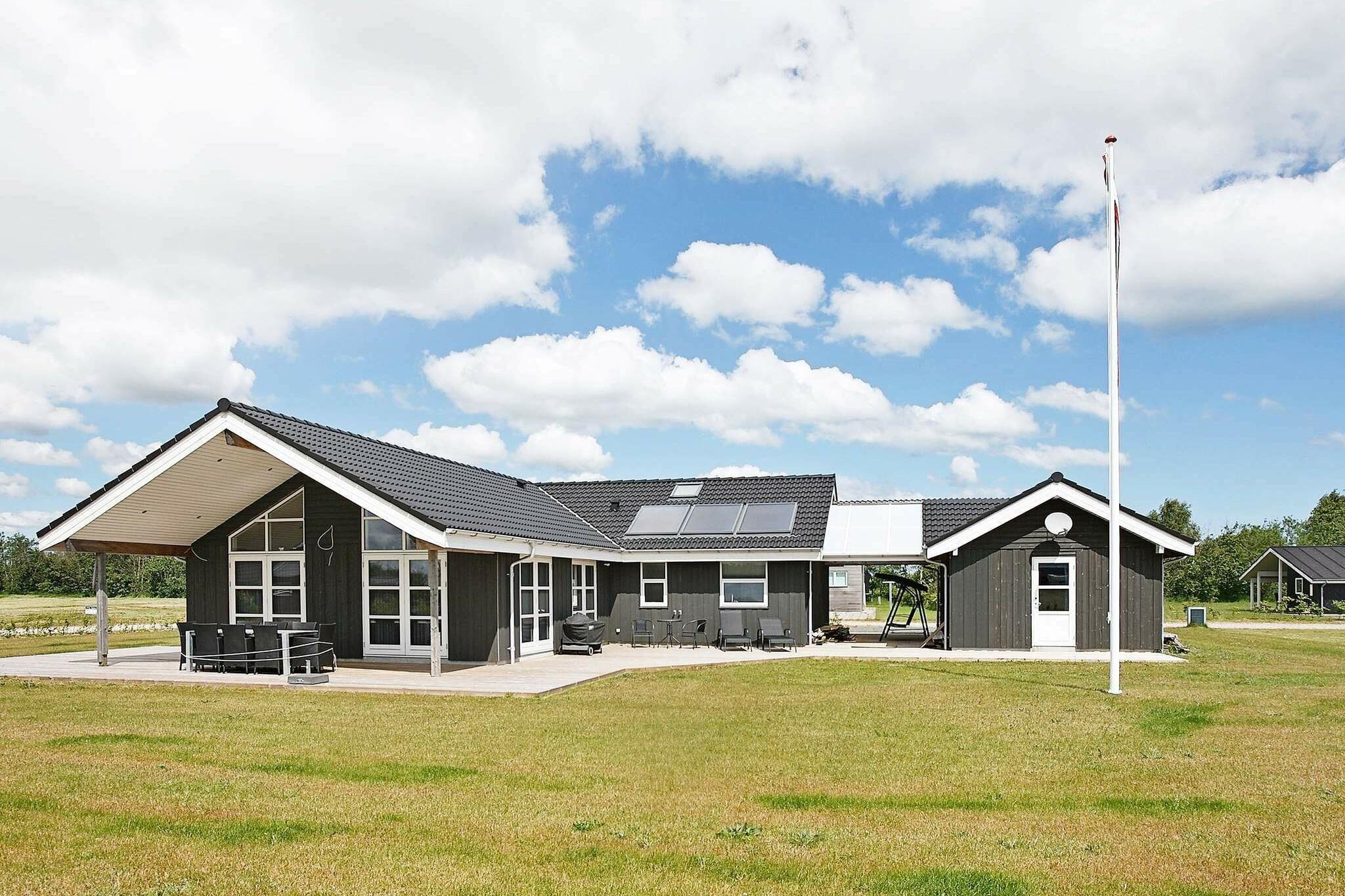 Holiday home in Hadsund for 12 persons