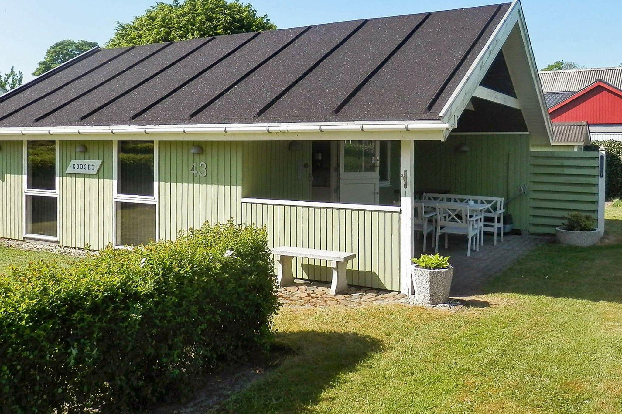 Holiday home in Grindsted for 4 persons
