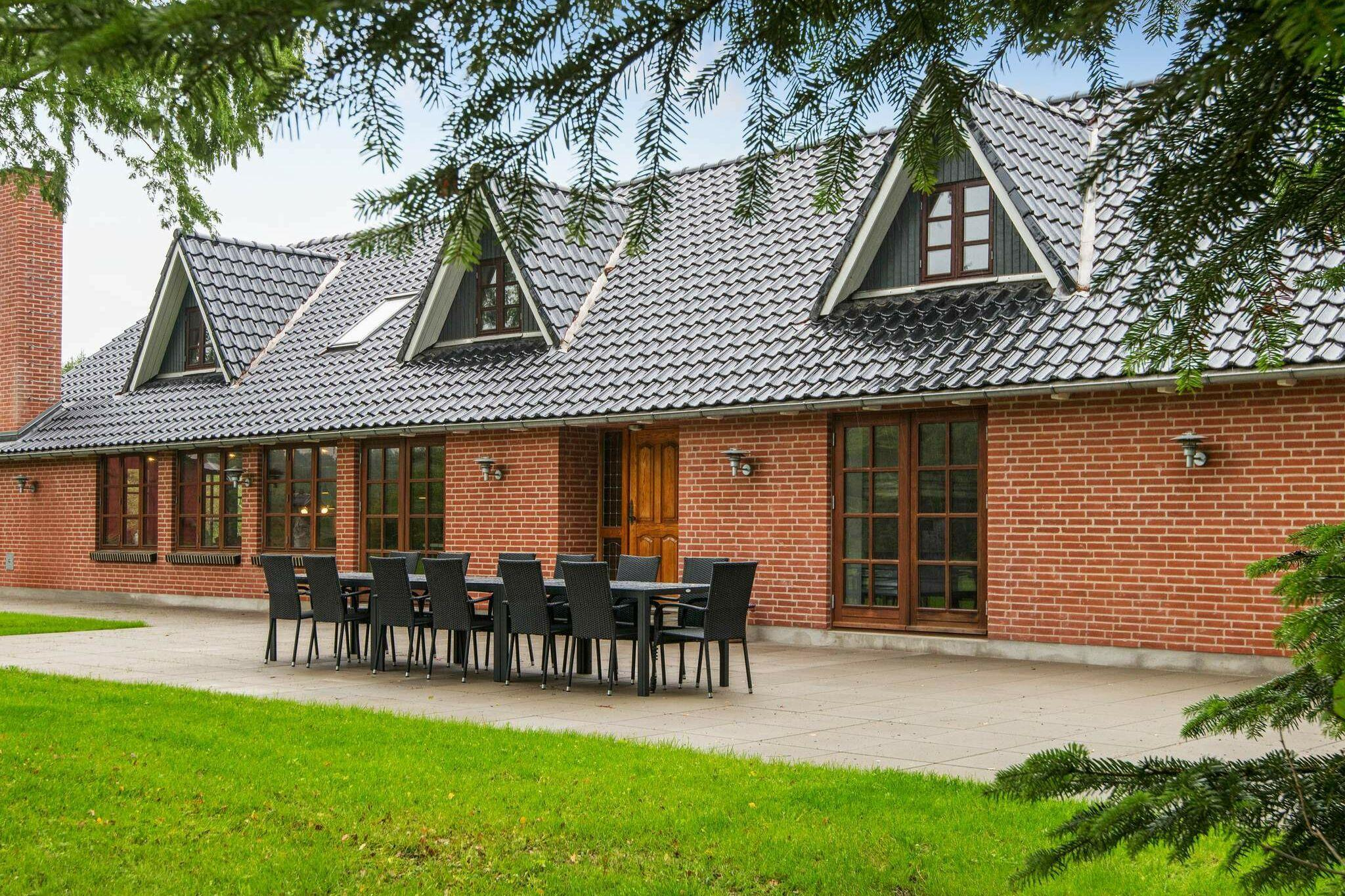 Holiday home in Nimtofte for 26 persons