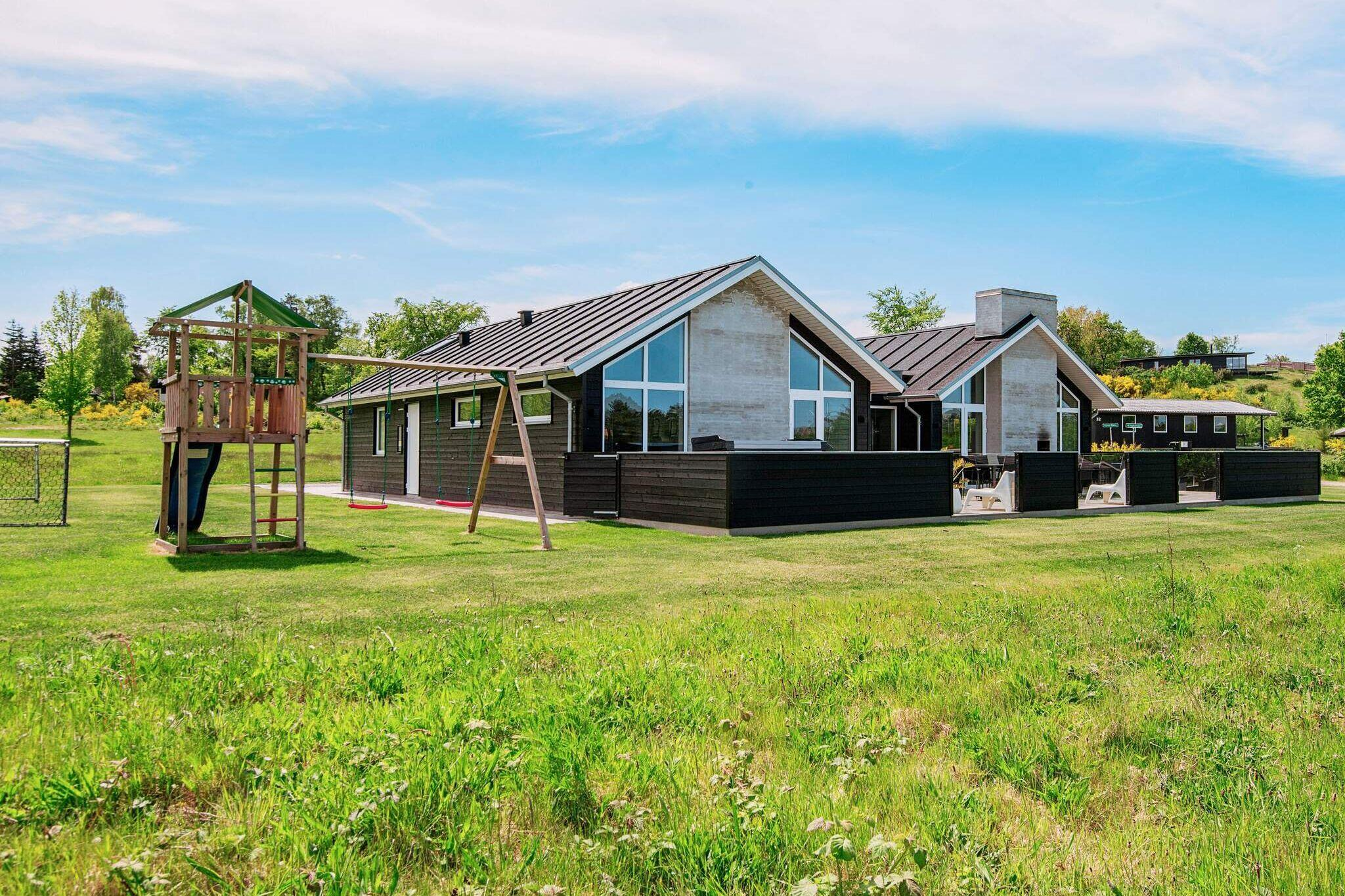 Holiday home in Glesborg for 20 persons