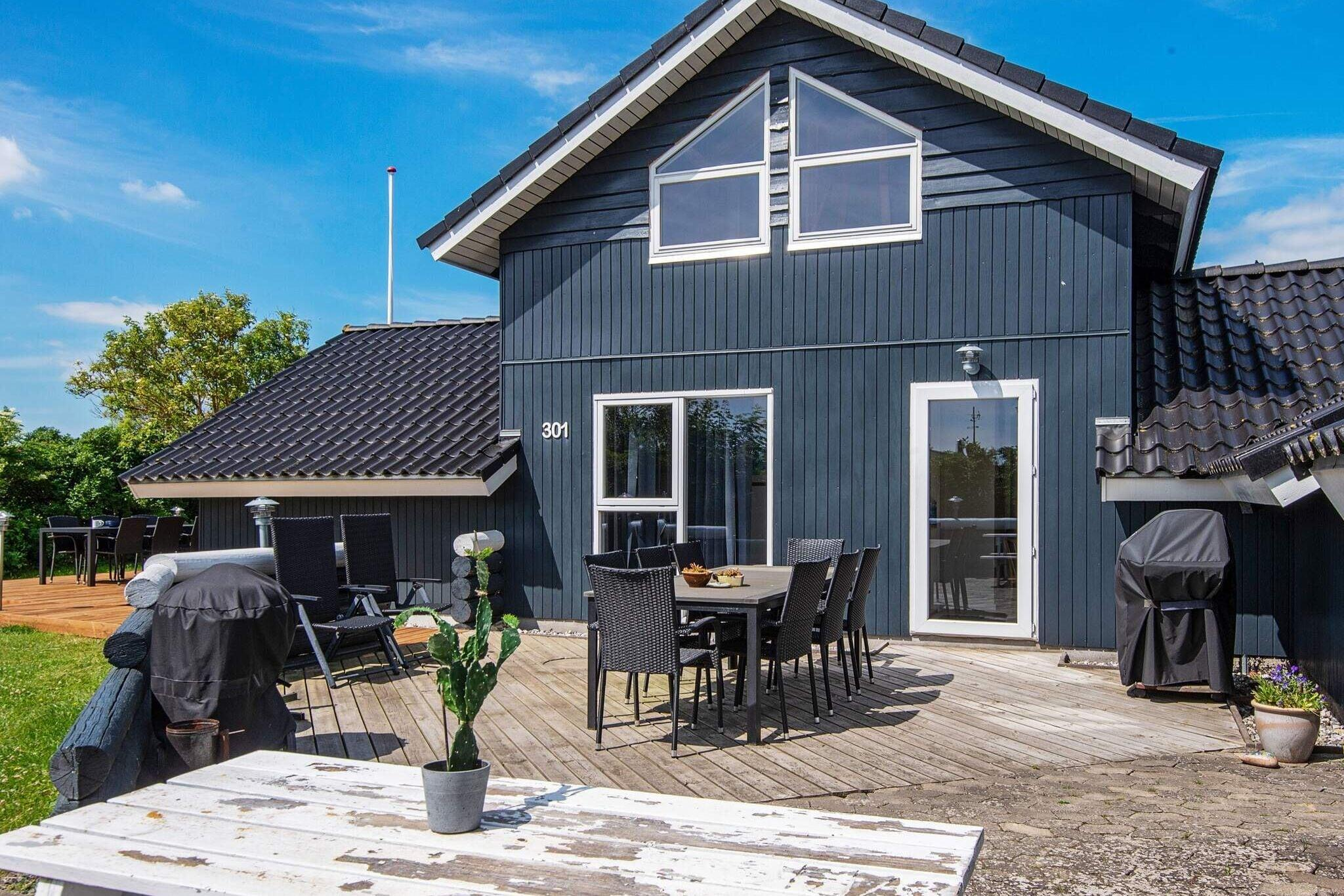 Holiday home in Juelsminde for 10 persons