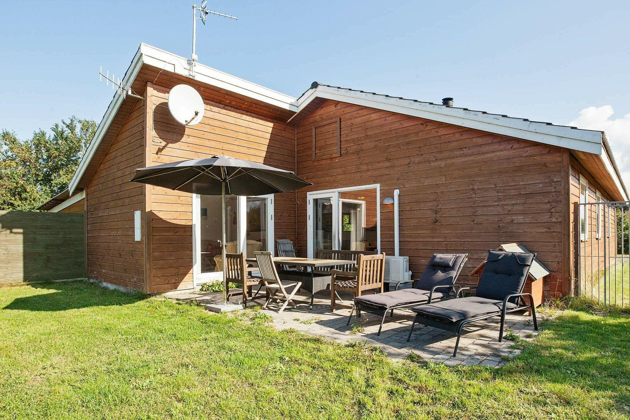 Holiday home in Asnaes for 6 persons