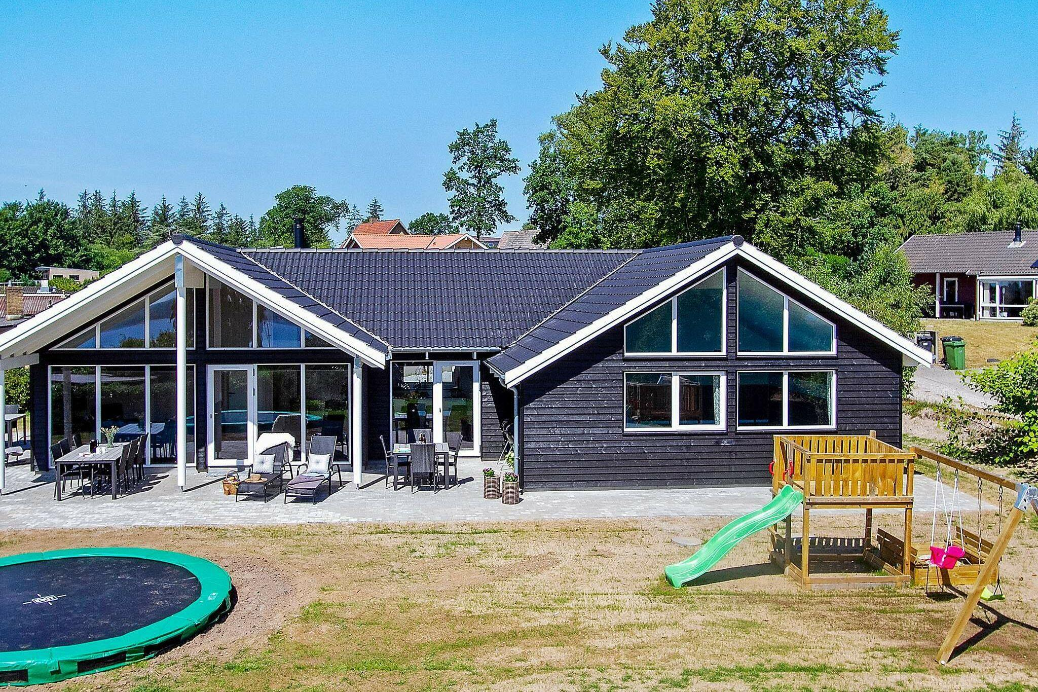 Holiday home in Borkop for 16 persons