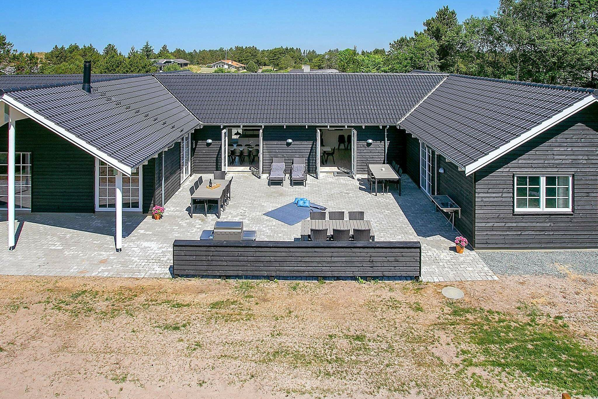 Holiday home in Blavand for 24 persons