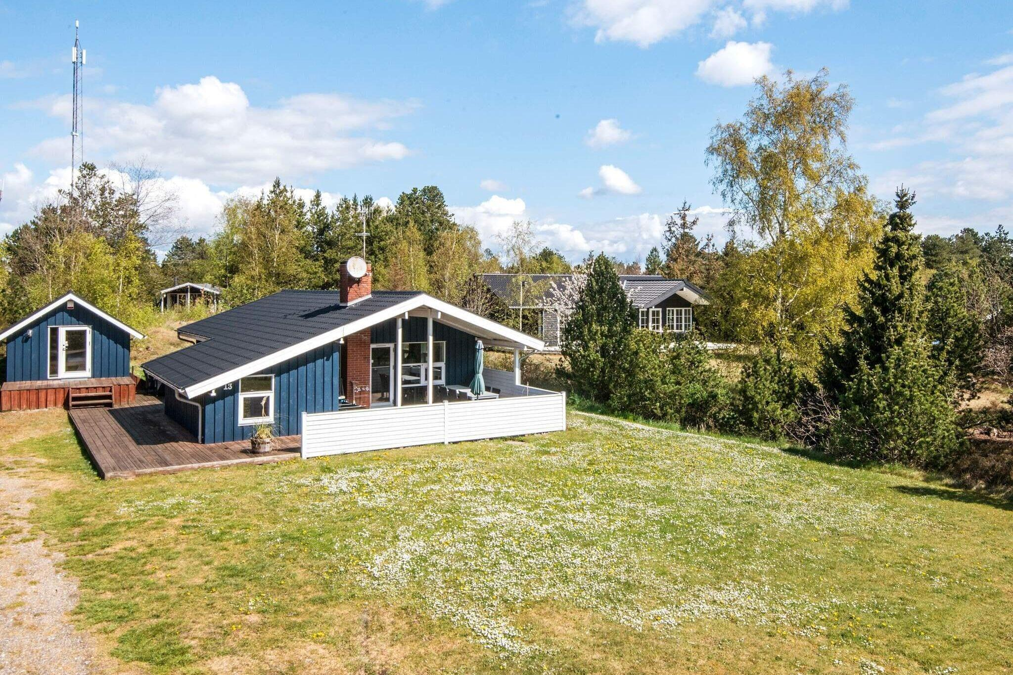 Holiday home in Ebeltoft for 9 persons