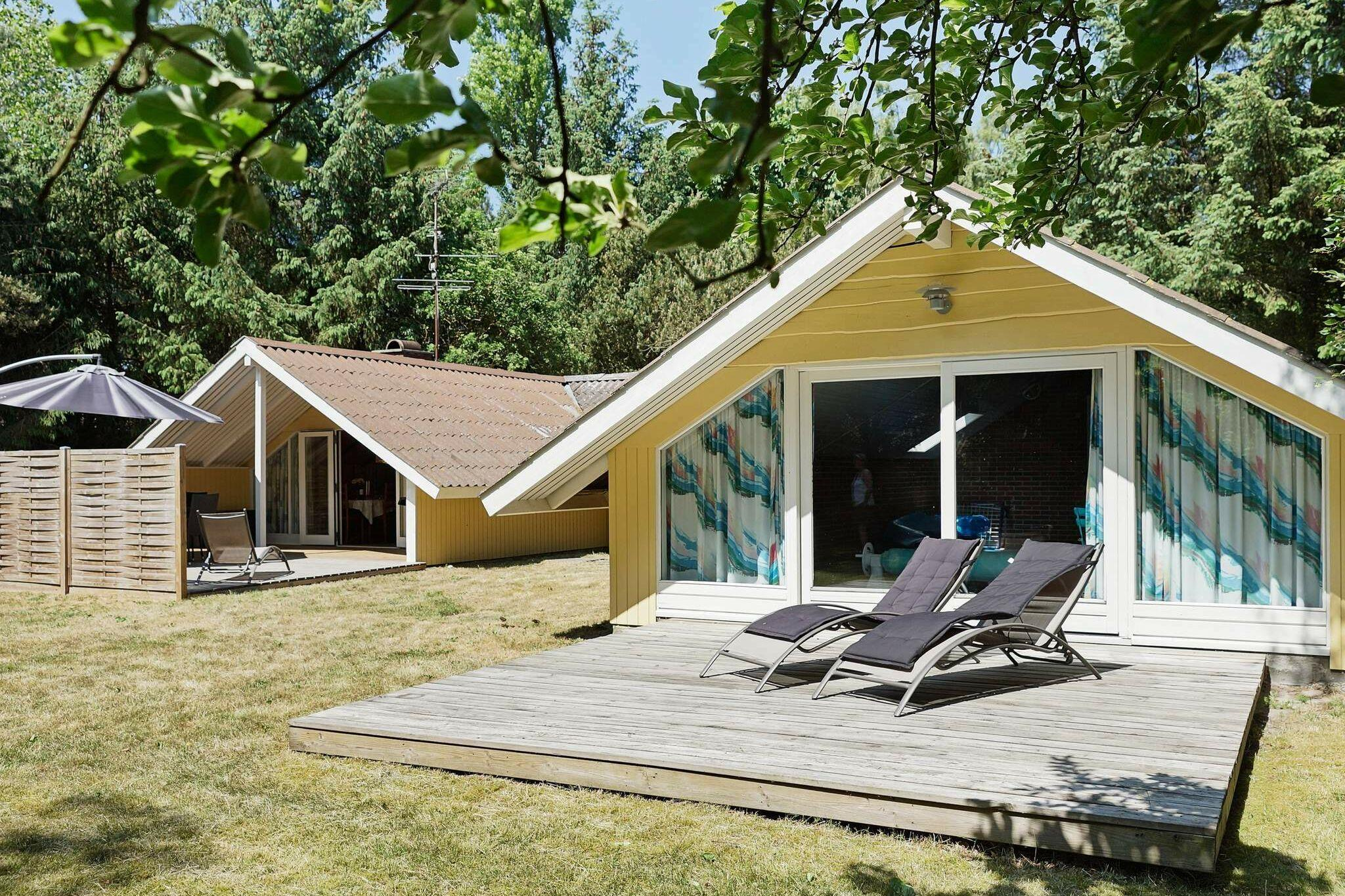 Holiday home in Åkirkeby for 8 persons