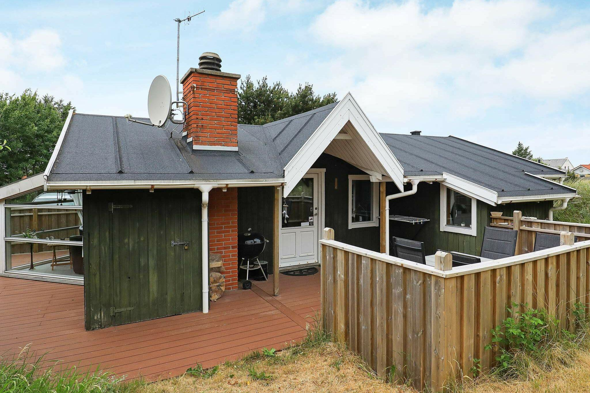 Holiday home in Thisted for 4 persons