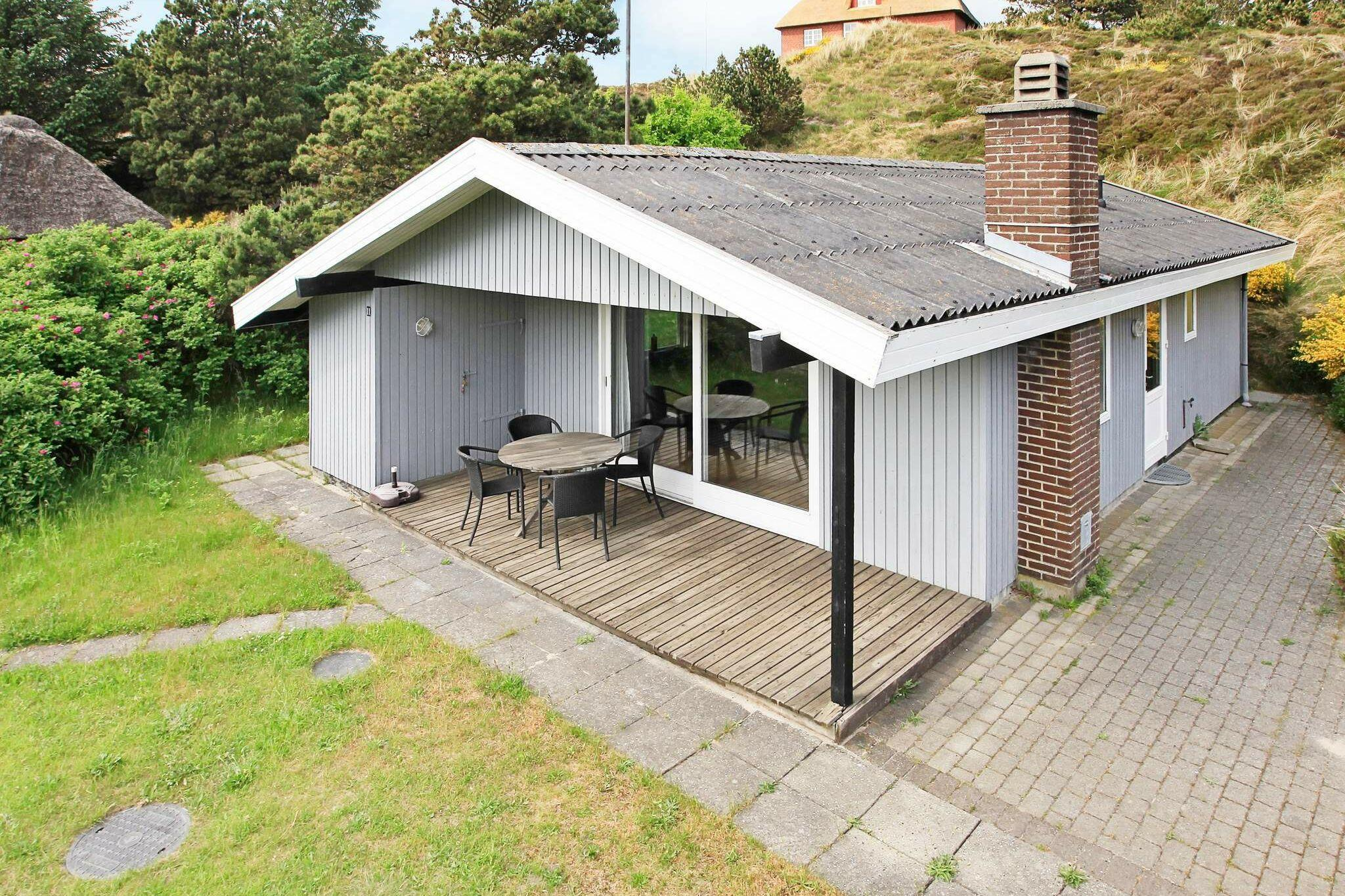 Holiday home in Henne for 5 persons