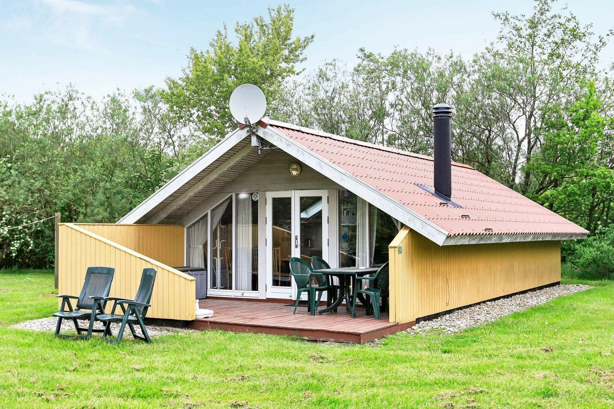 Holiday home in Oksbol for 4 persons