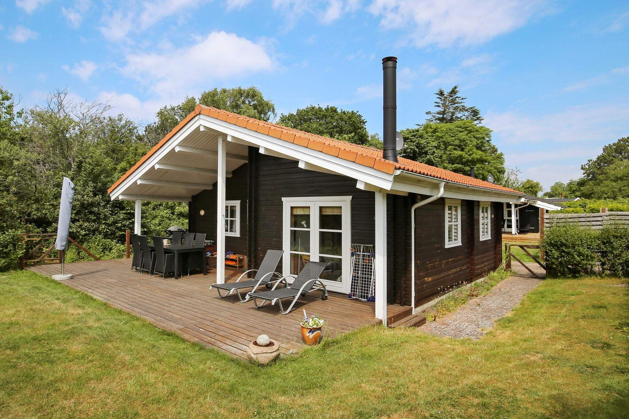 Holiday home in Follenslev for 5 persons