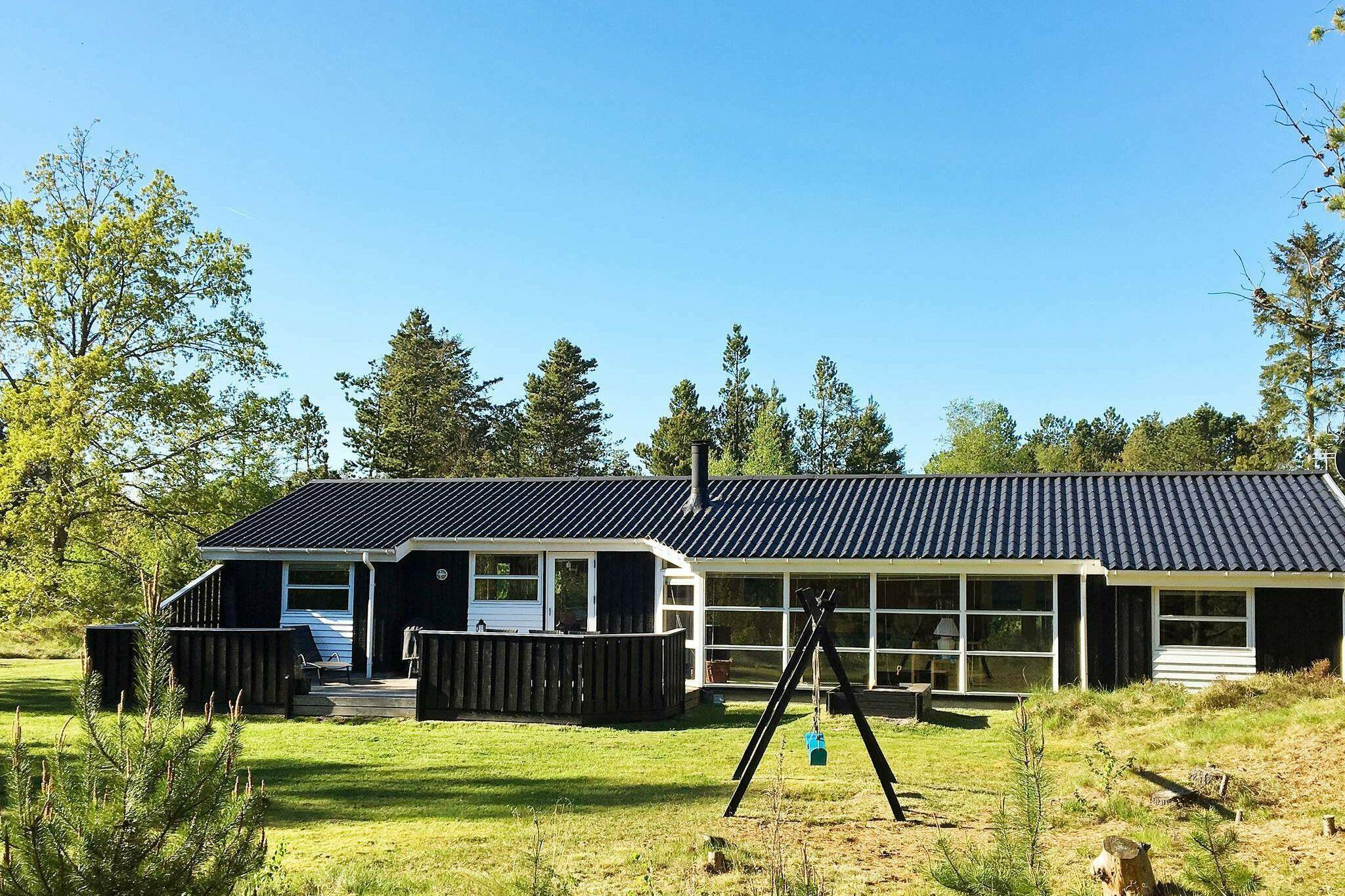 Holiday home in Jerup for 10 persons