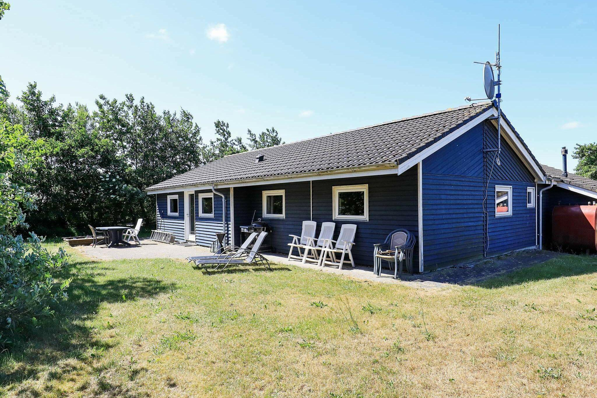 Holiday home in Vinderup for 10 persons