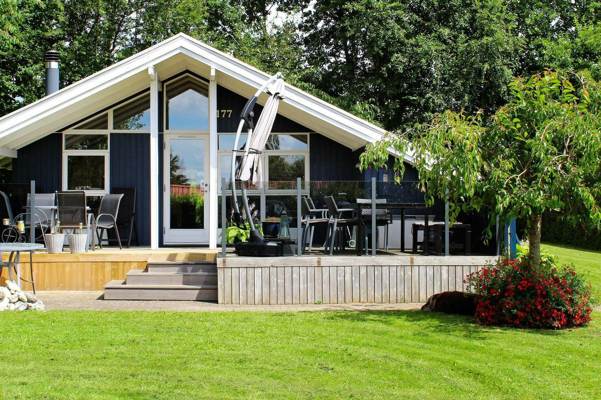 Holiday home in Juelsminde for 8 persons