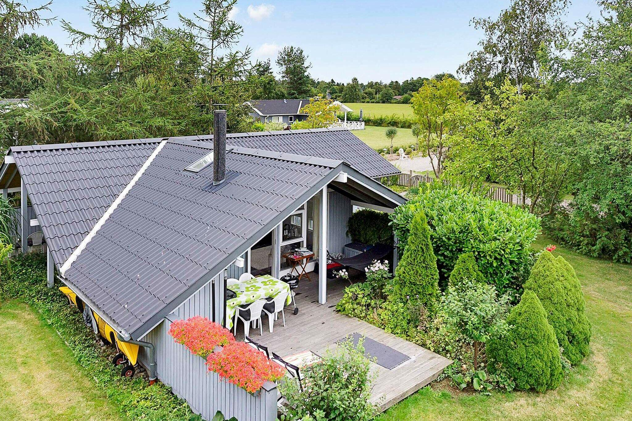 Holiday home in Rodvig Stevns for 6 persons