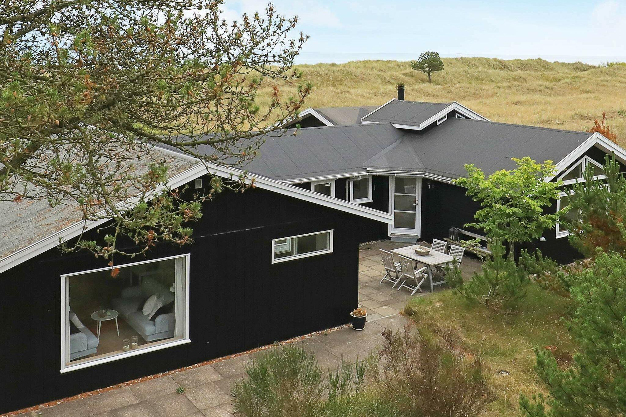 Holiday home in Jerup for 8 persons