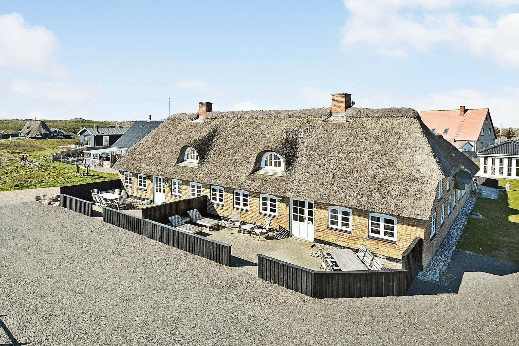 Holiday home in Ulfborg for 22 persons