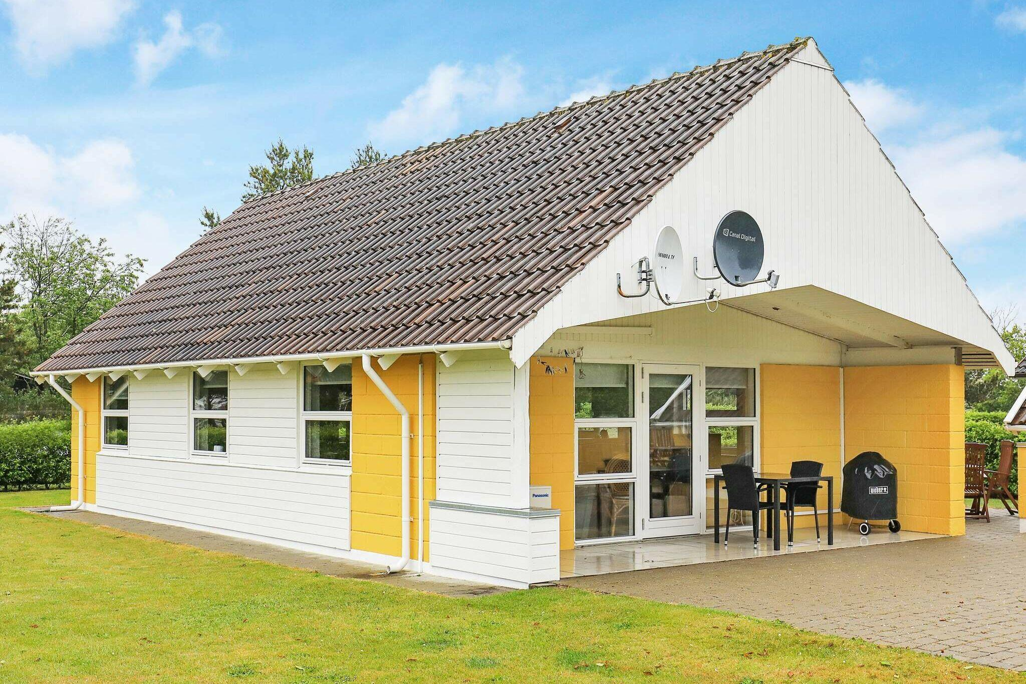 Holiday home in Vemb for 6 persons