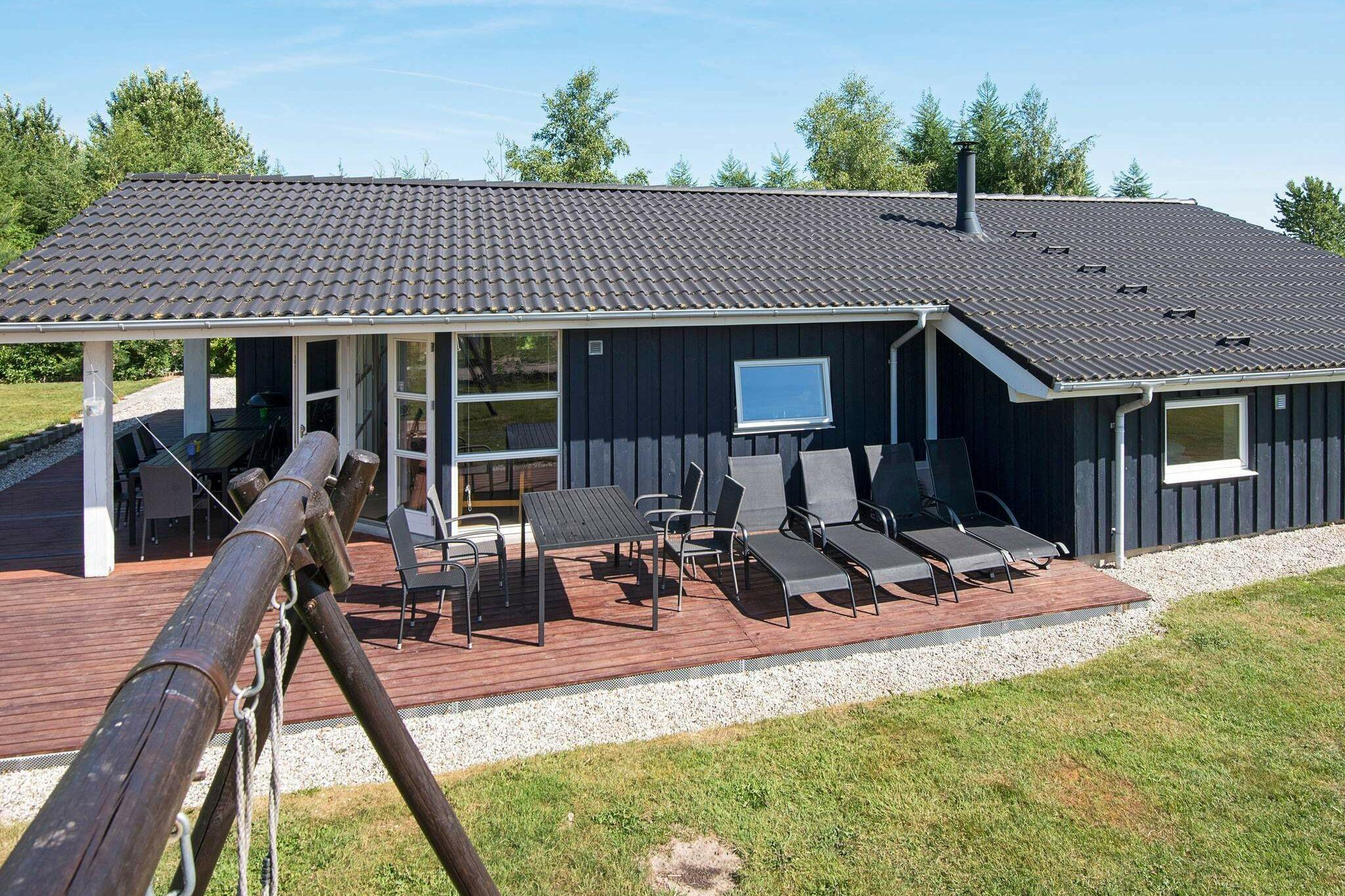 Holiday home in Glesborg for 11 persons